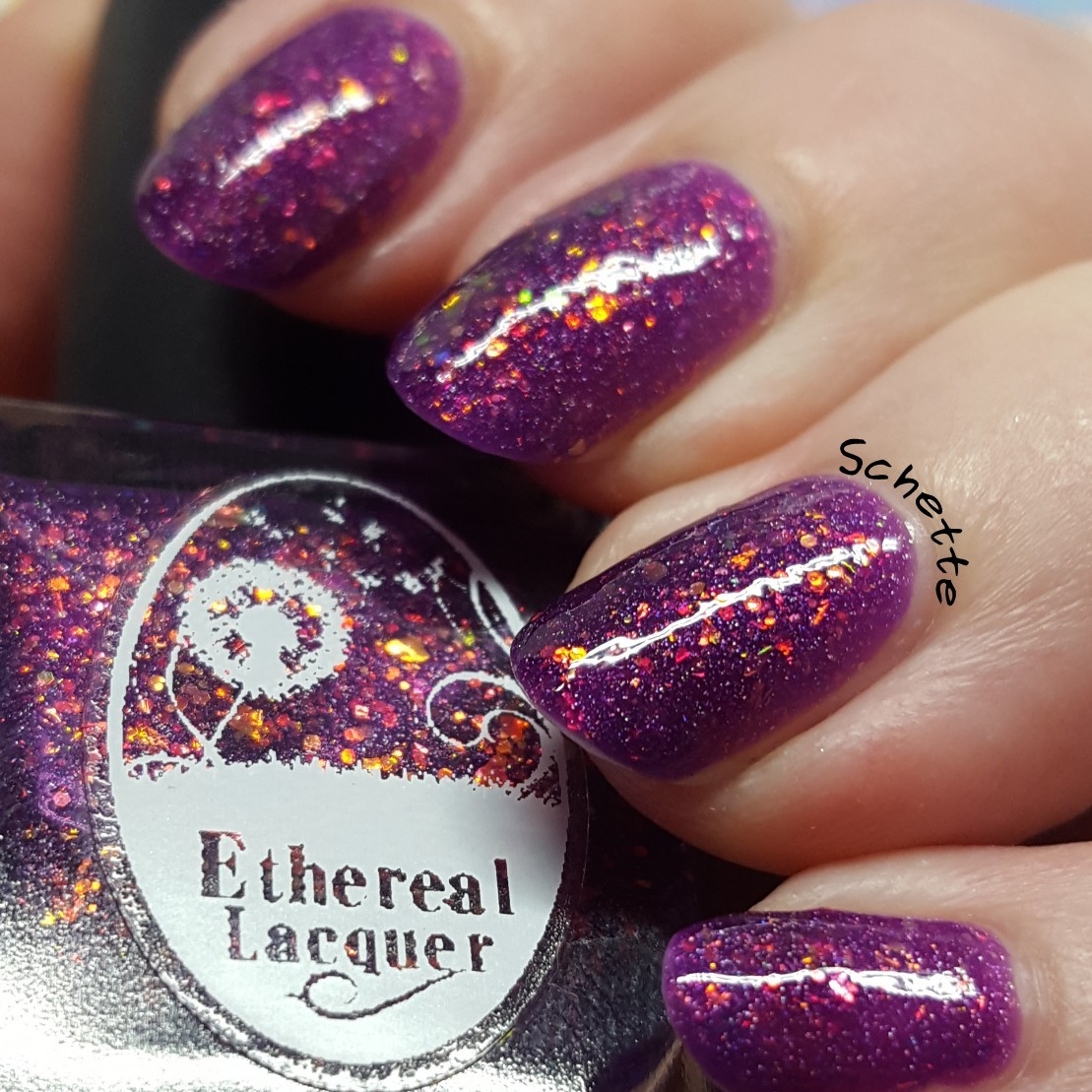 Ethereal Lacquer - We re all mad