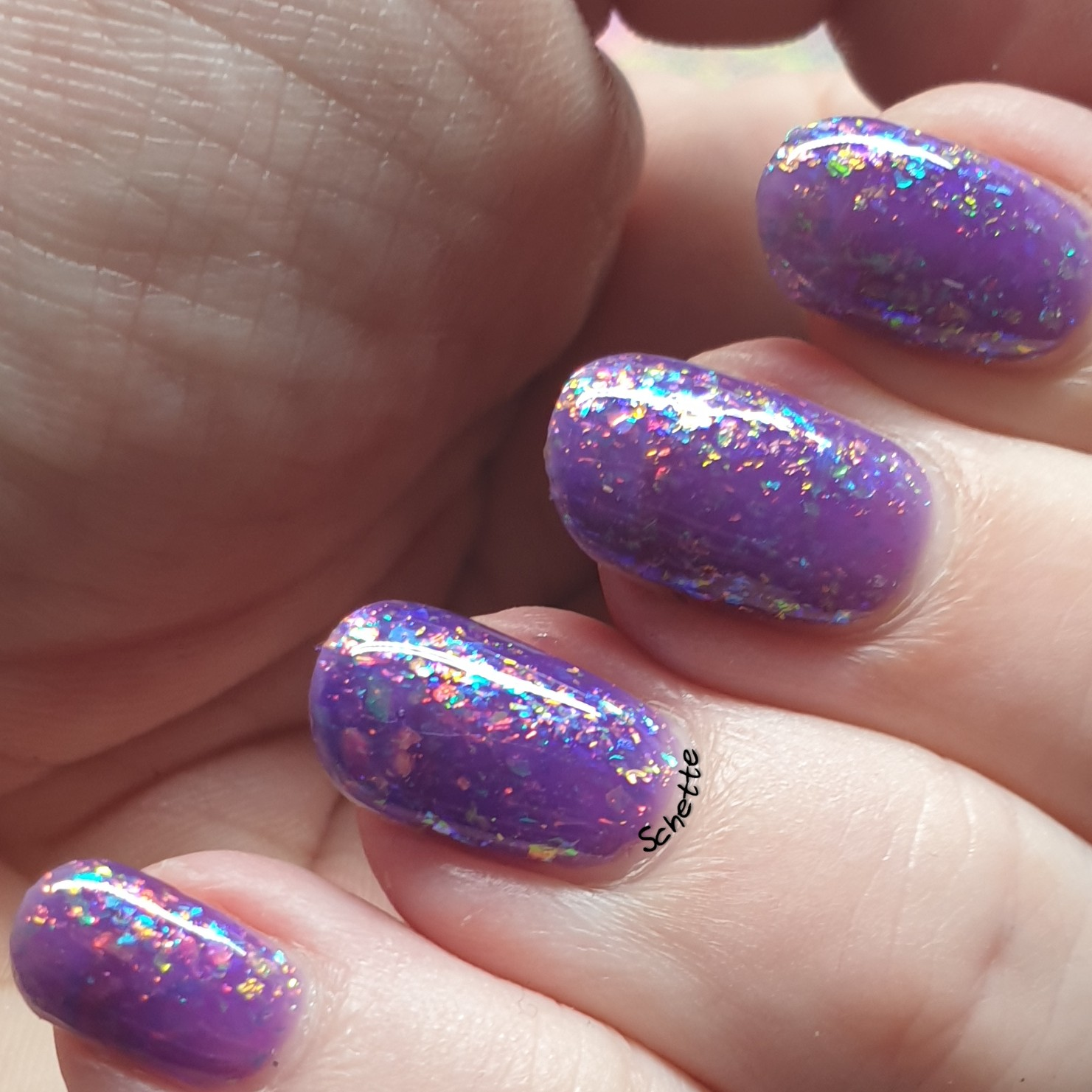 Ethereal Lacquer - Paradise