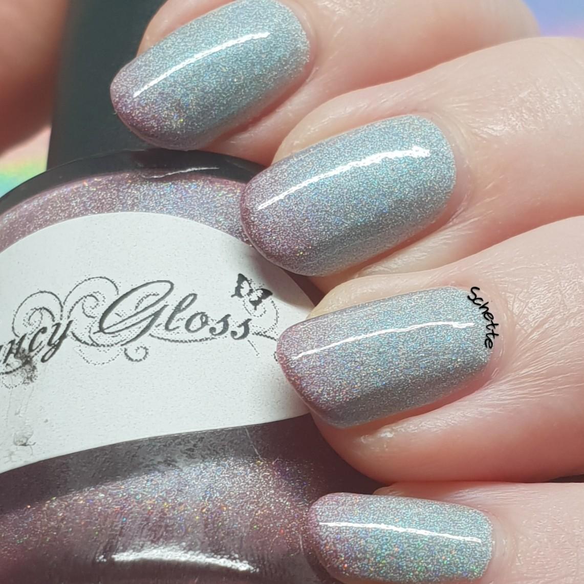 Fancy Gloss - Turn back Time