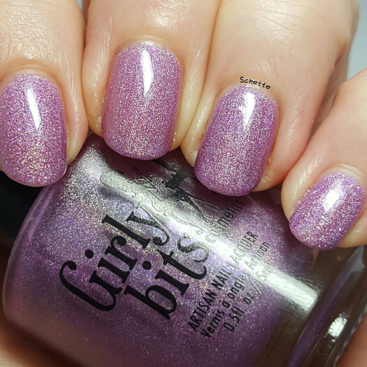 Girly Bits - Bird is the word