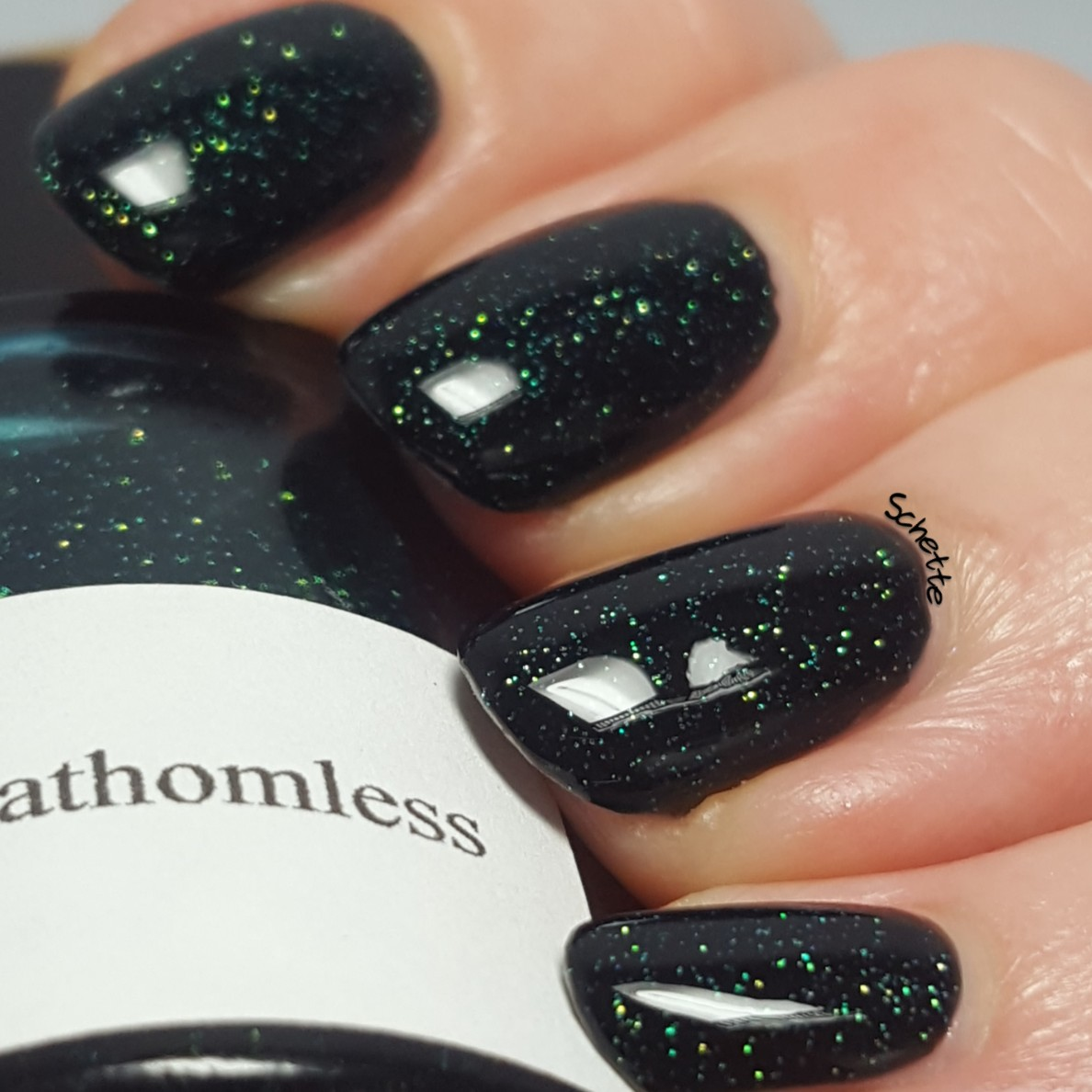 Girly Bits - Fathomless