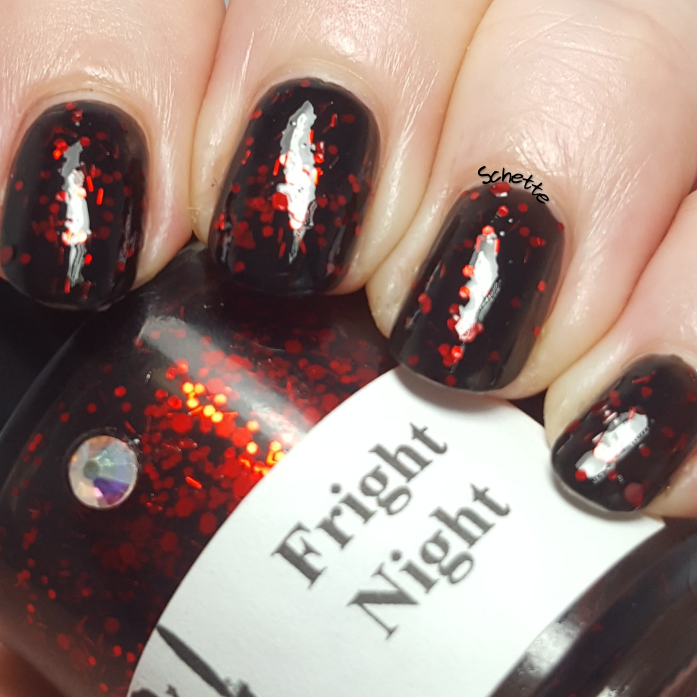 Girly Bits - Fright Night