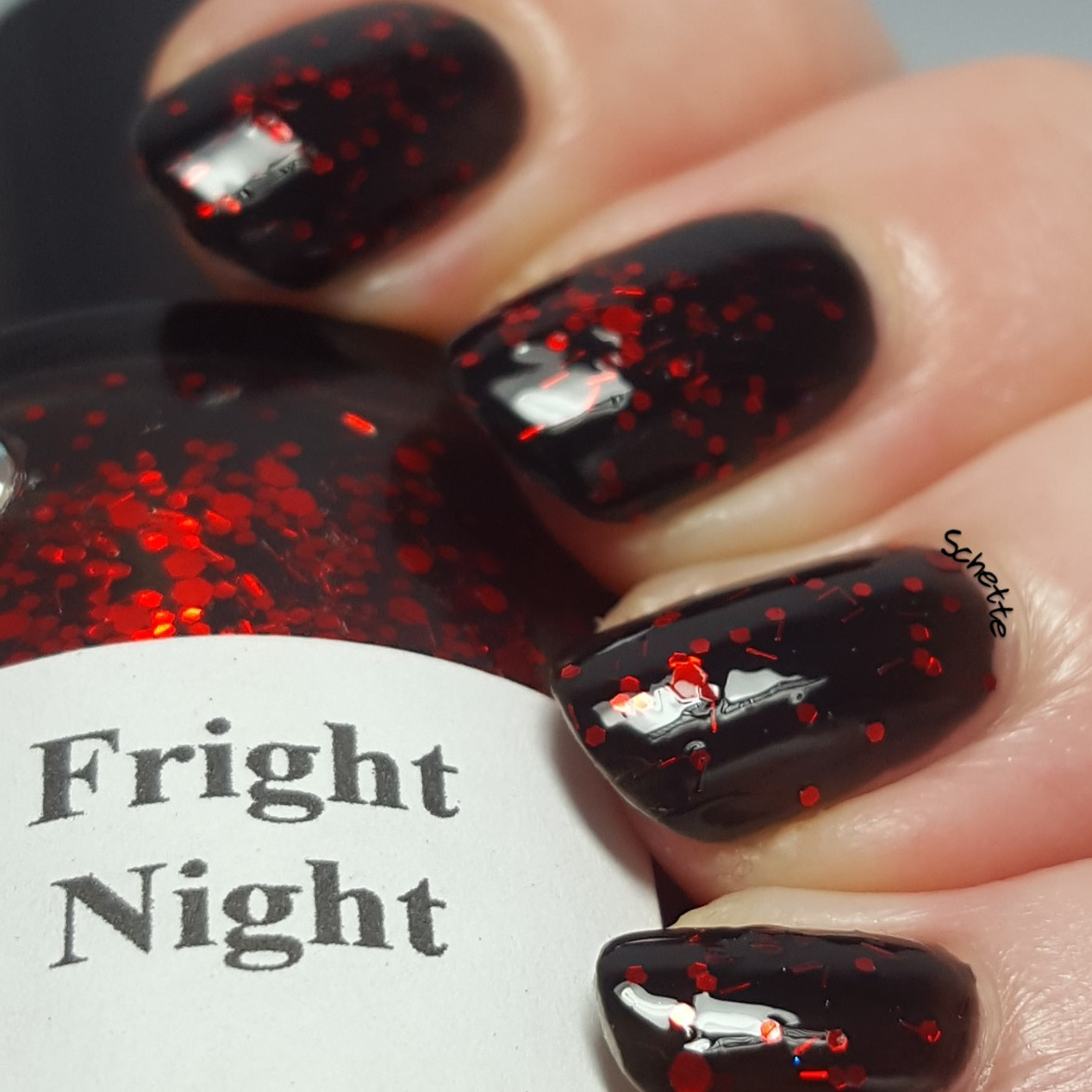 Girly Bits - Fright Night