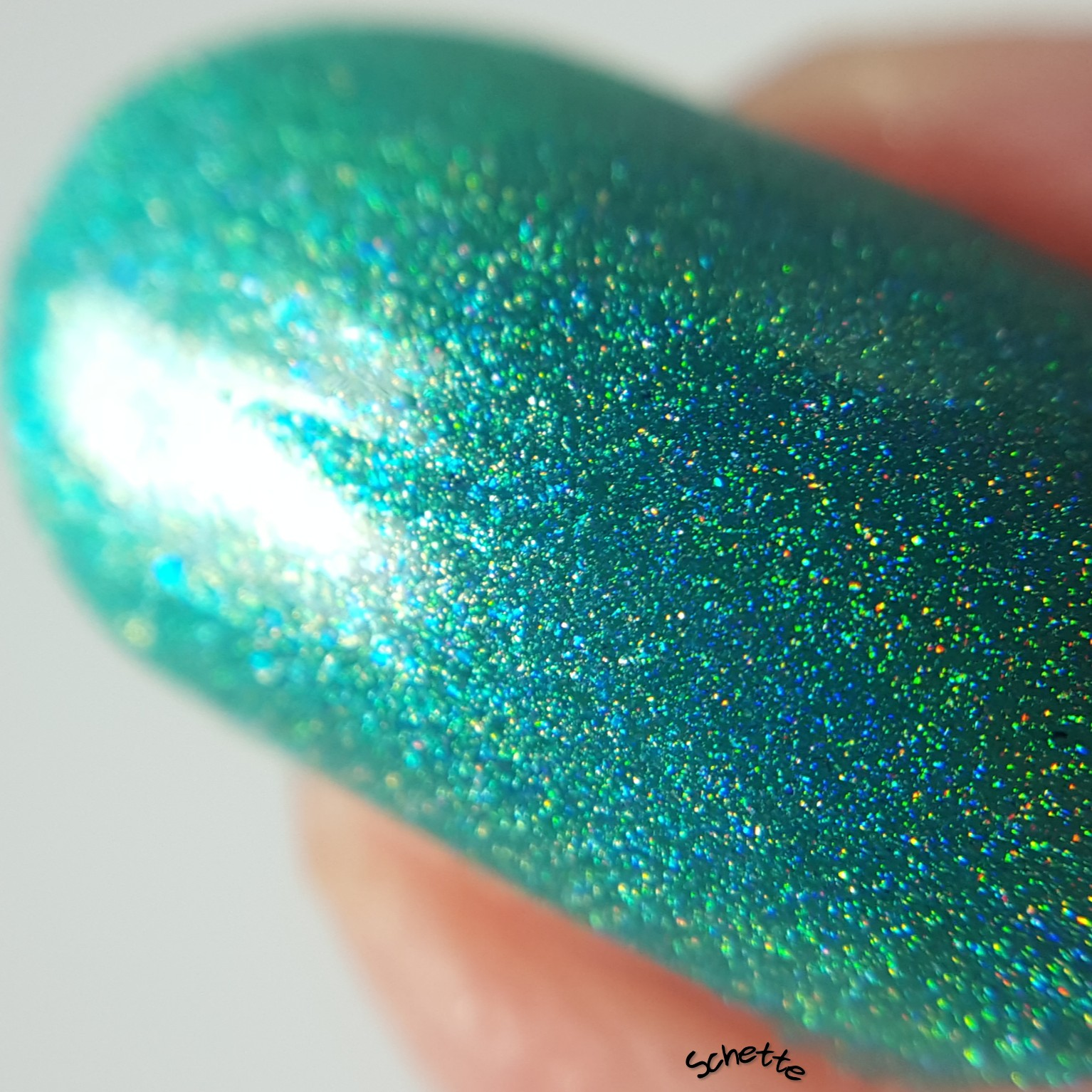 Girly Bits - Just my cup of Teal