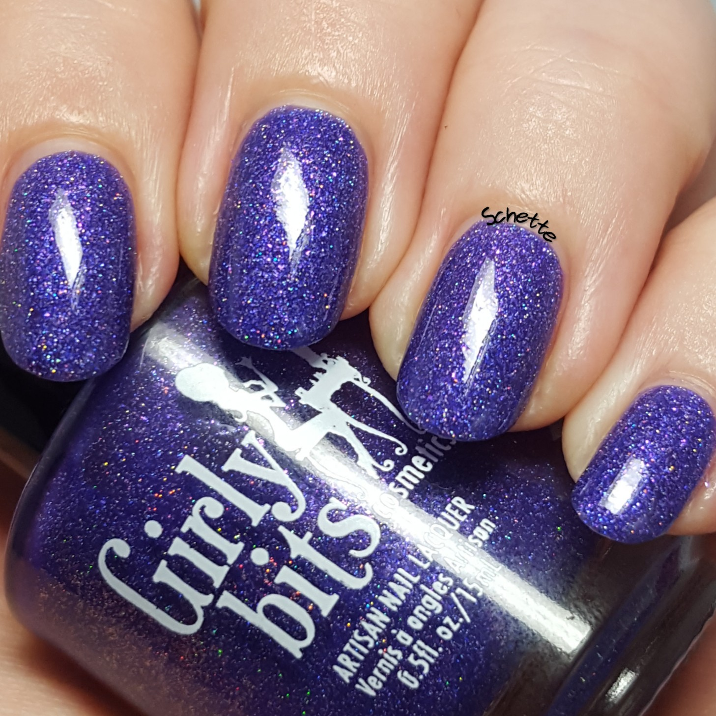 Girly Bits - No such thing as purple problem