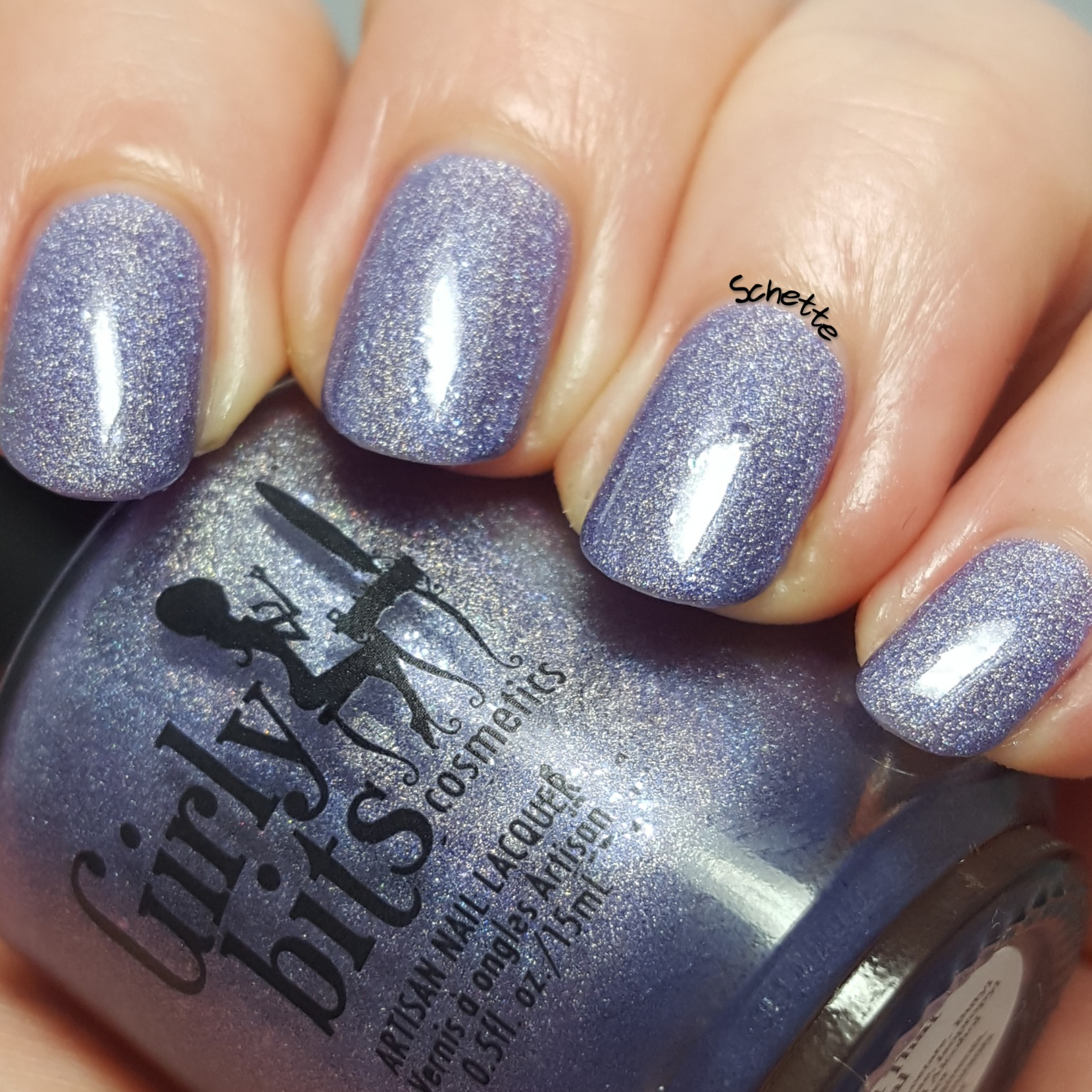 Girly Bits - Well isnt that special