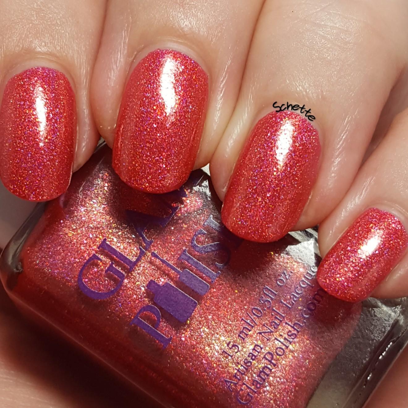 Glam Polish - Don't make me blush