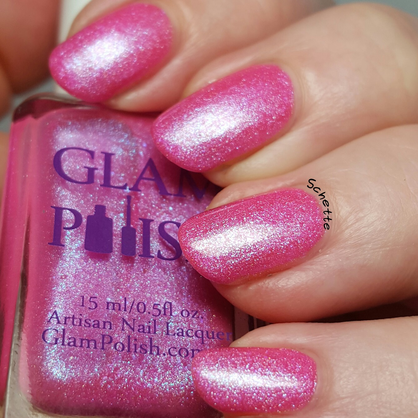 Glam Polish - Rose dawn