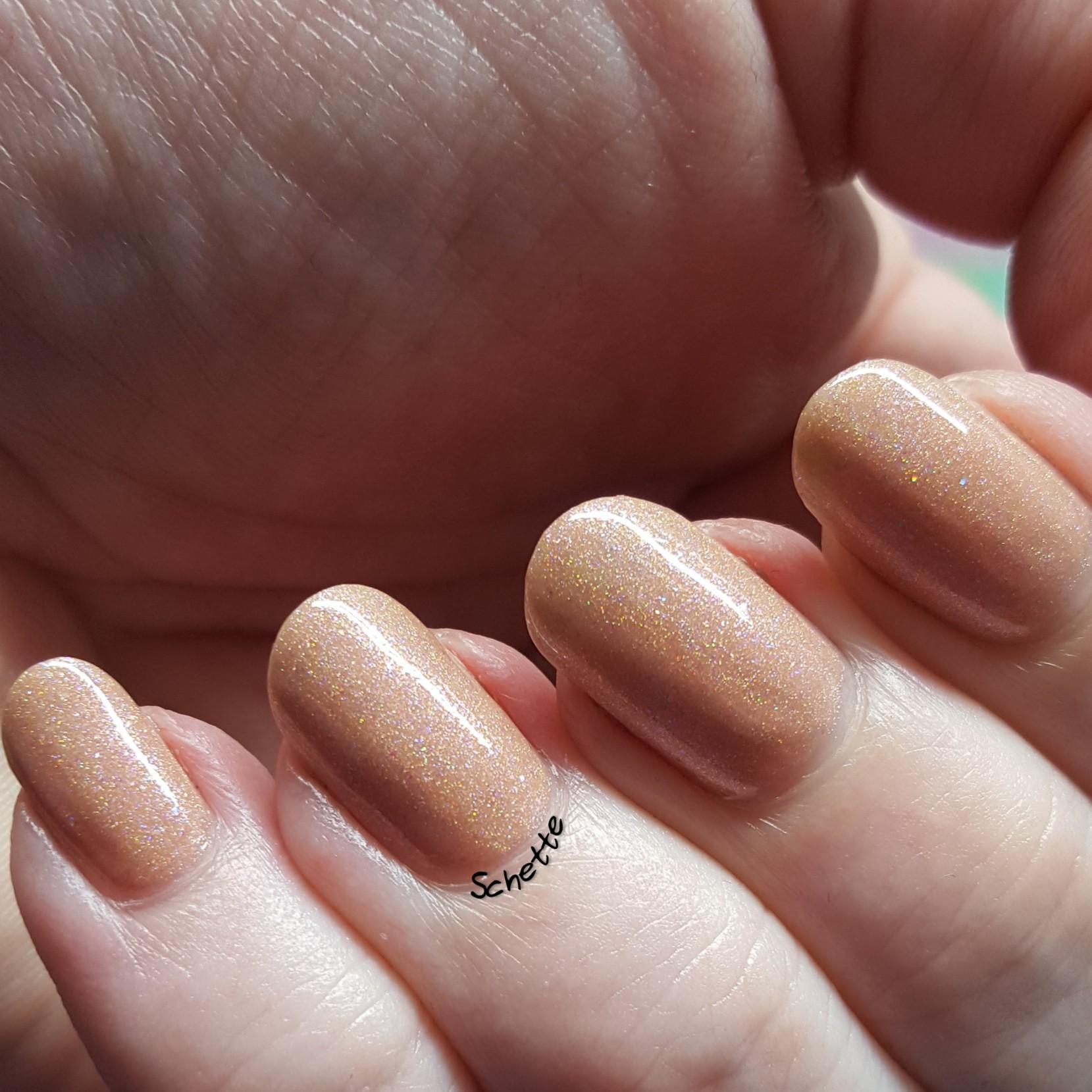 Glisten & Glow - Peachy Keen