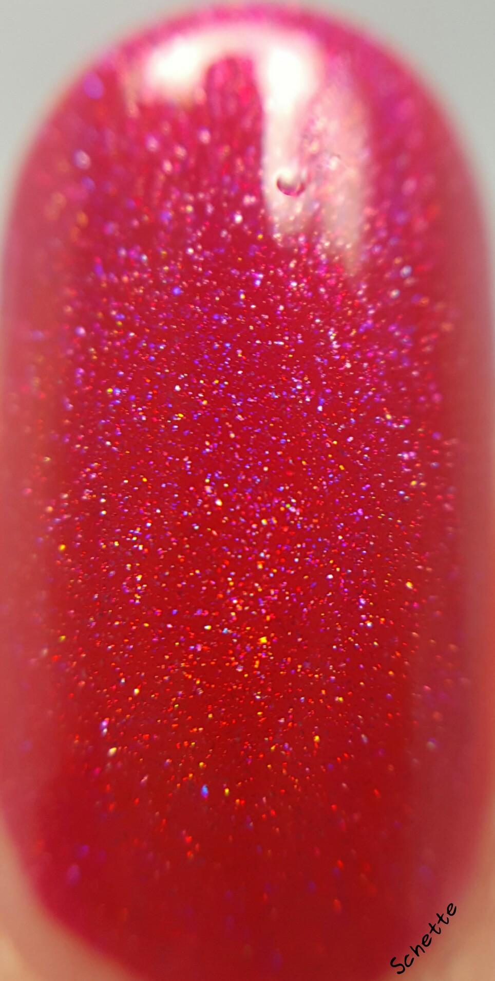 Glittering Elements - Cherry Bomb