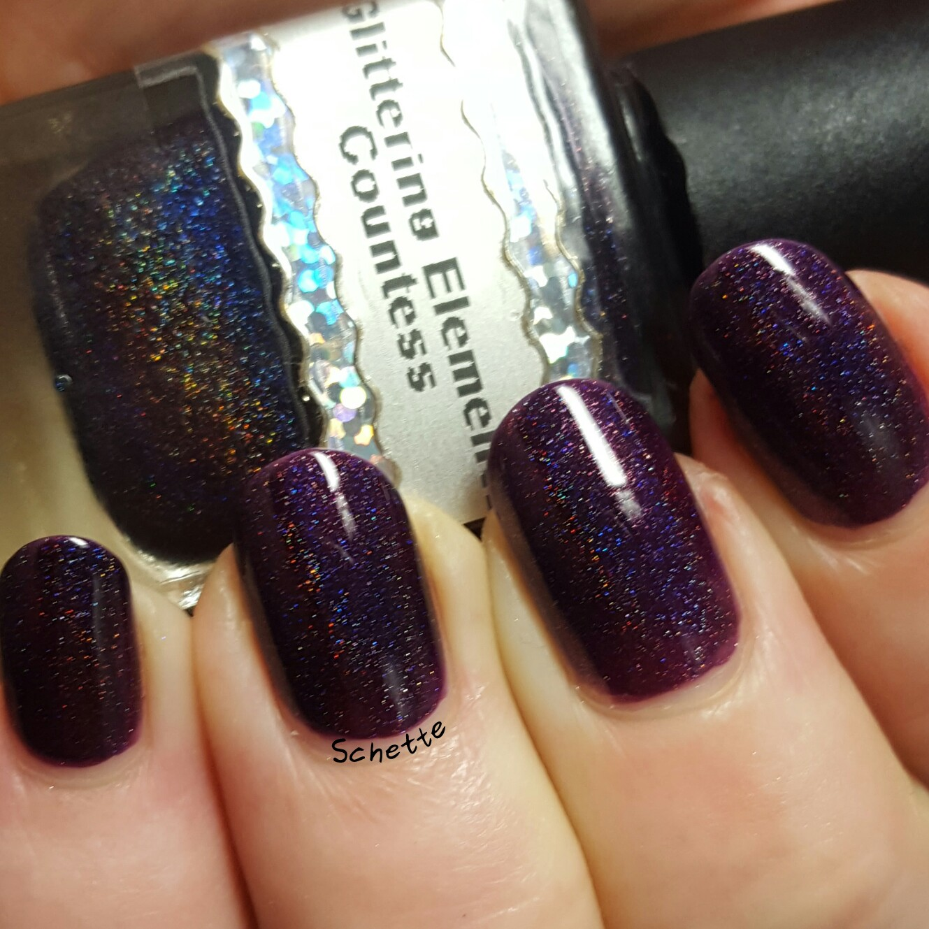 Glittering Elements - Countess