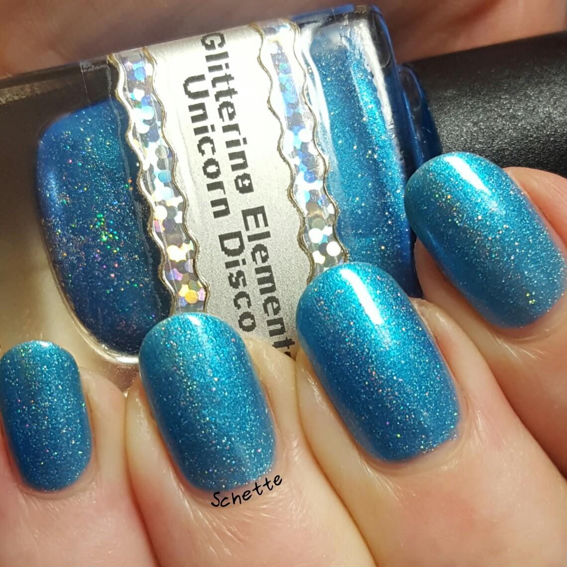 Glittering Elements - Unicorn Disco