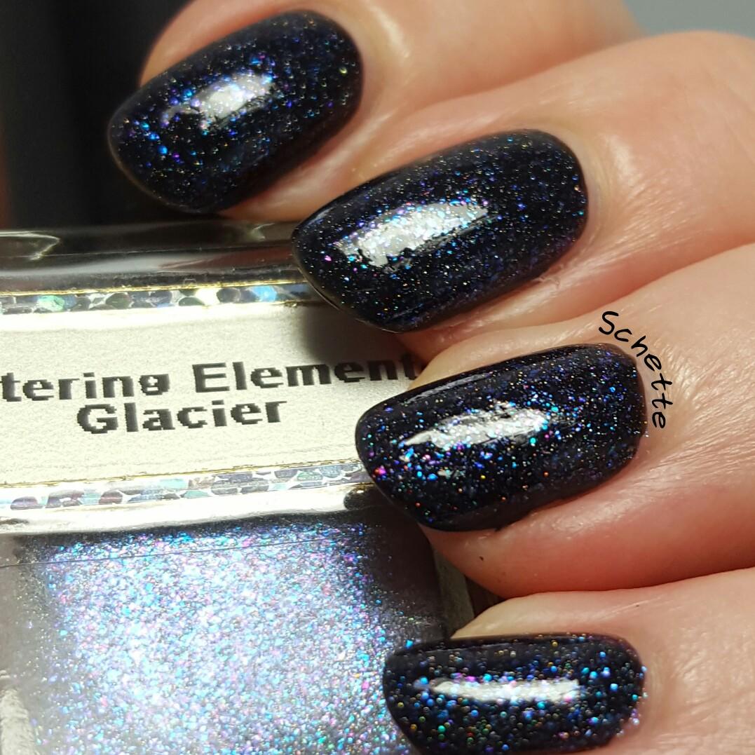 Glittering Elements - Glacier