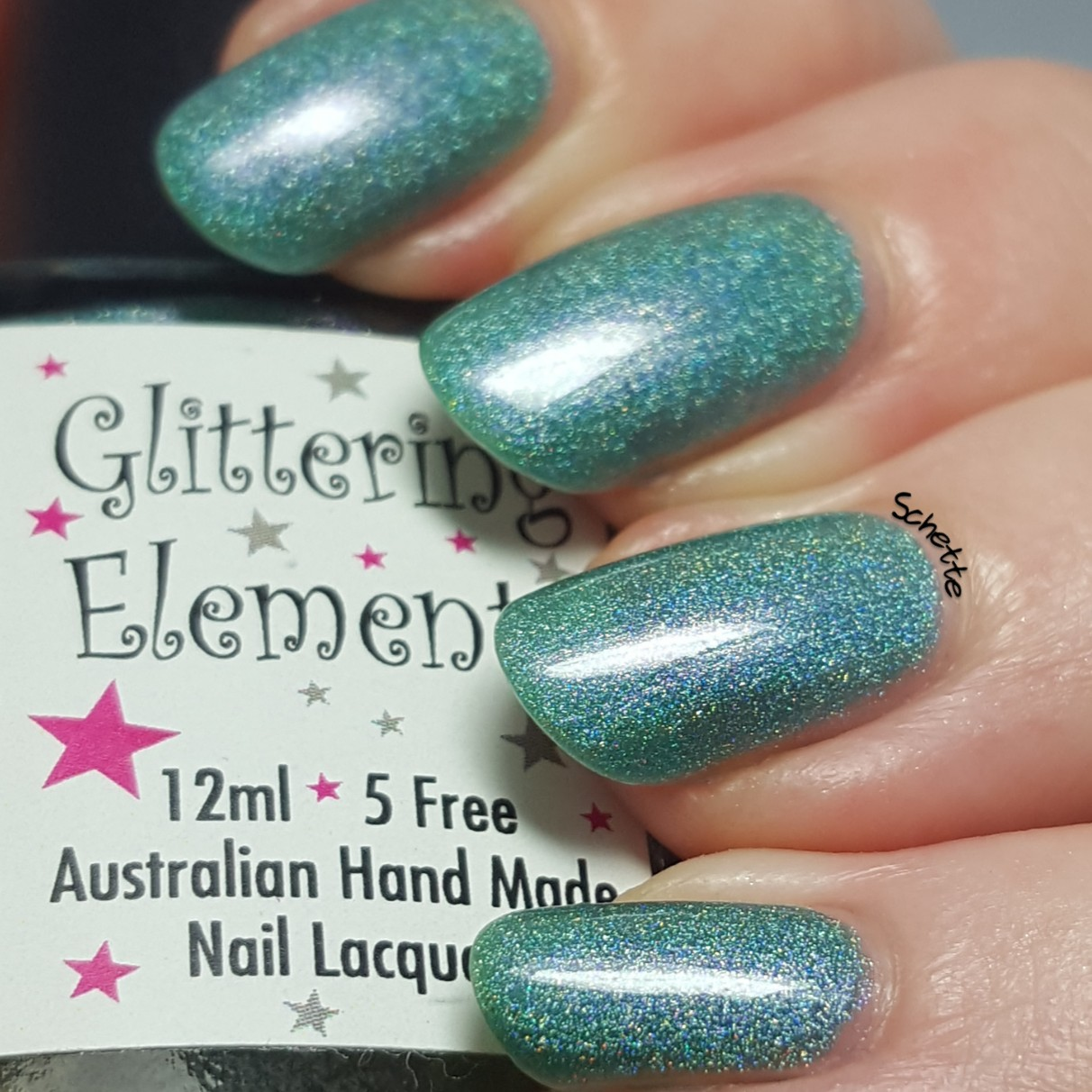Glittering Elements - Jaded 2.0