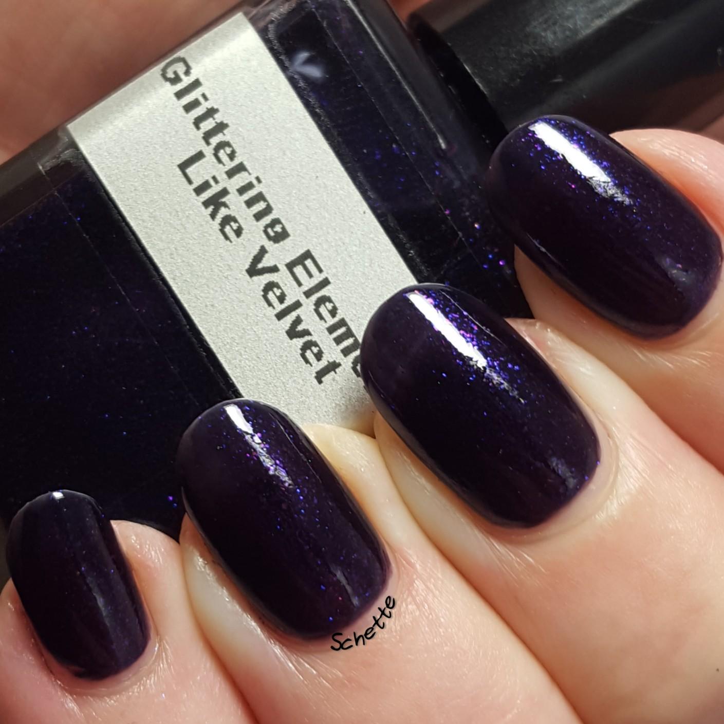 Glittering Elements - Like Velvet