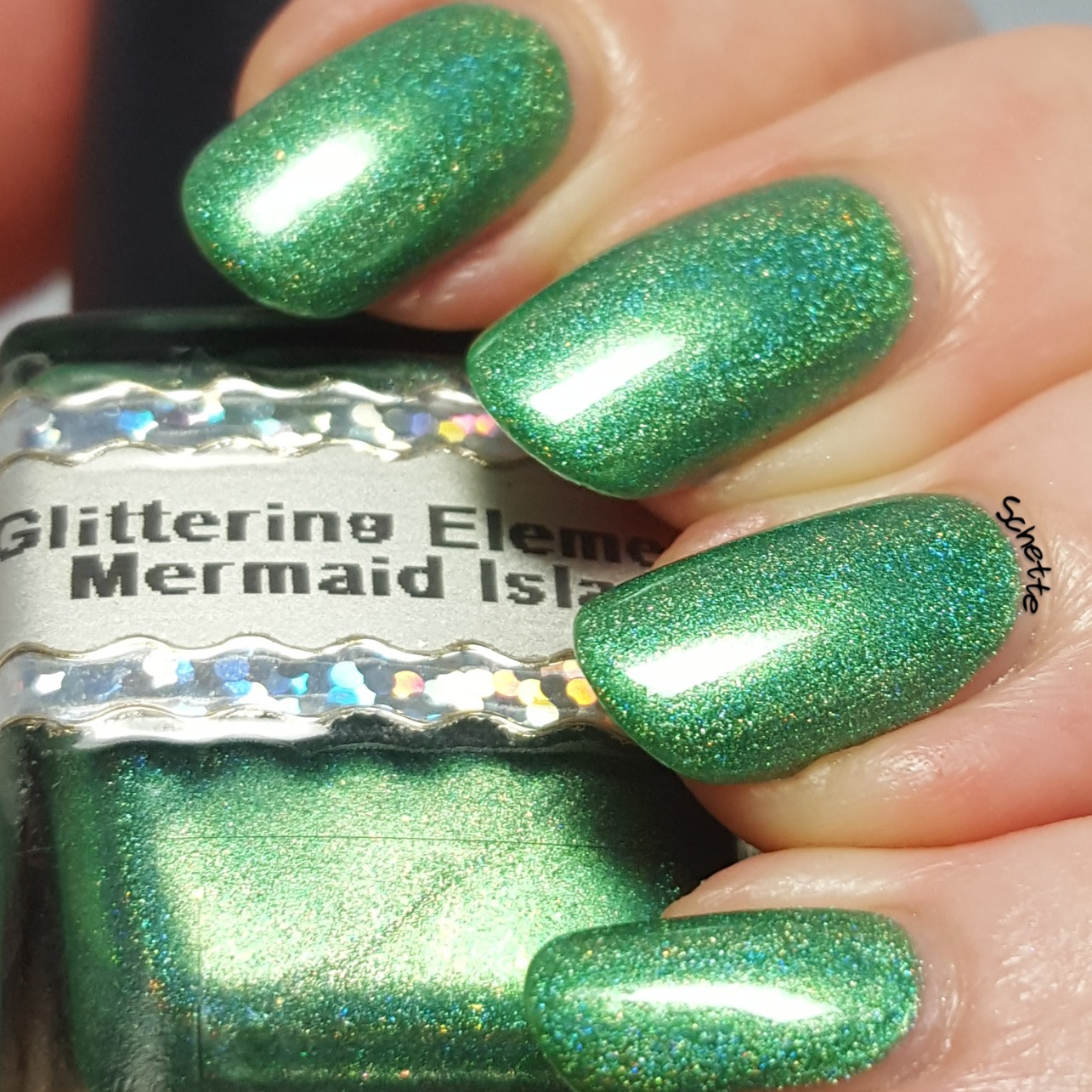 Glittering Elements - Mermaid Island