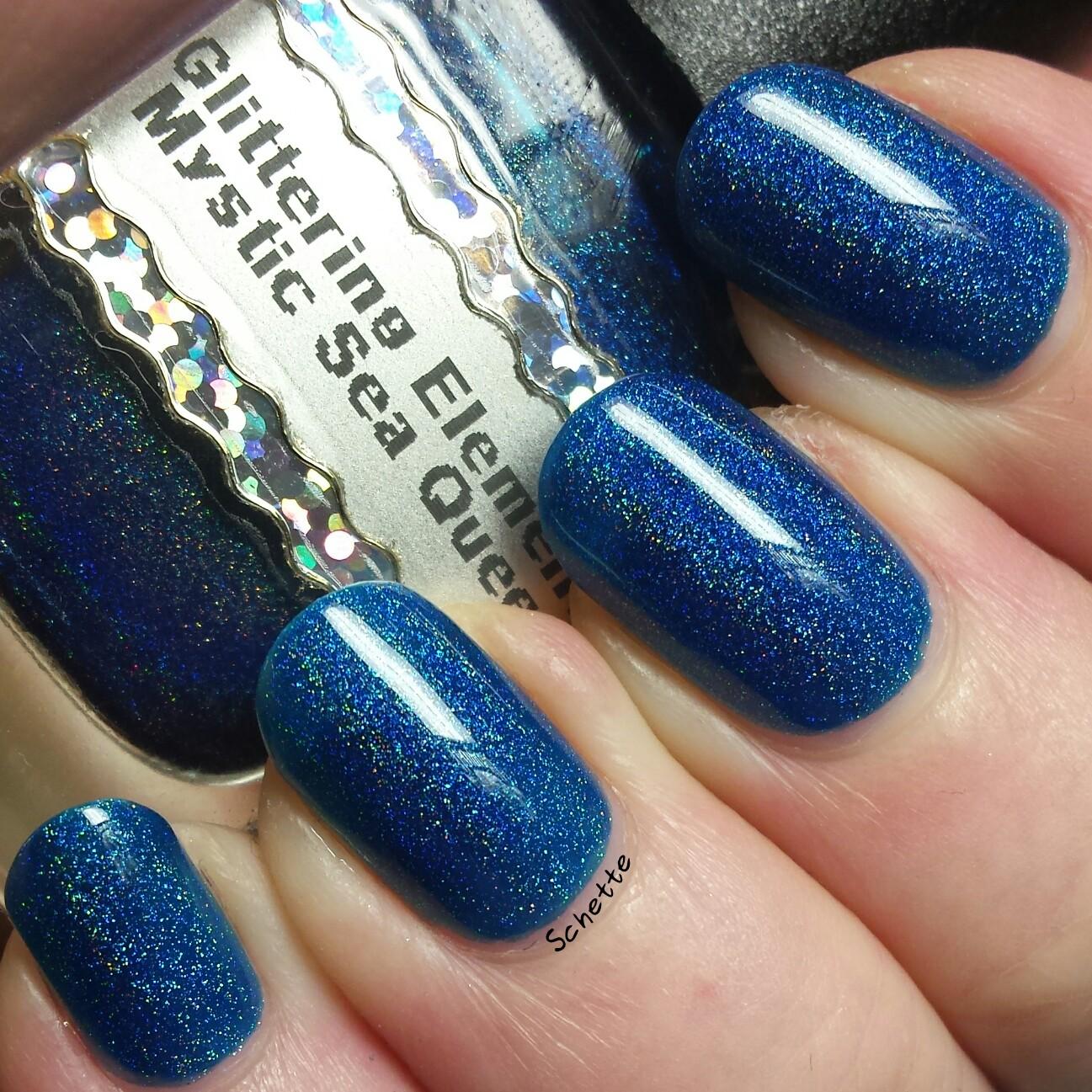 Glittering Elements - Mystic Sea Queen