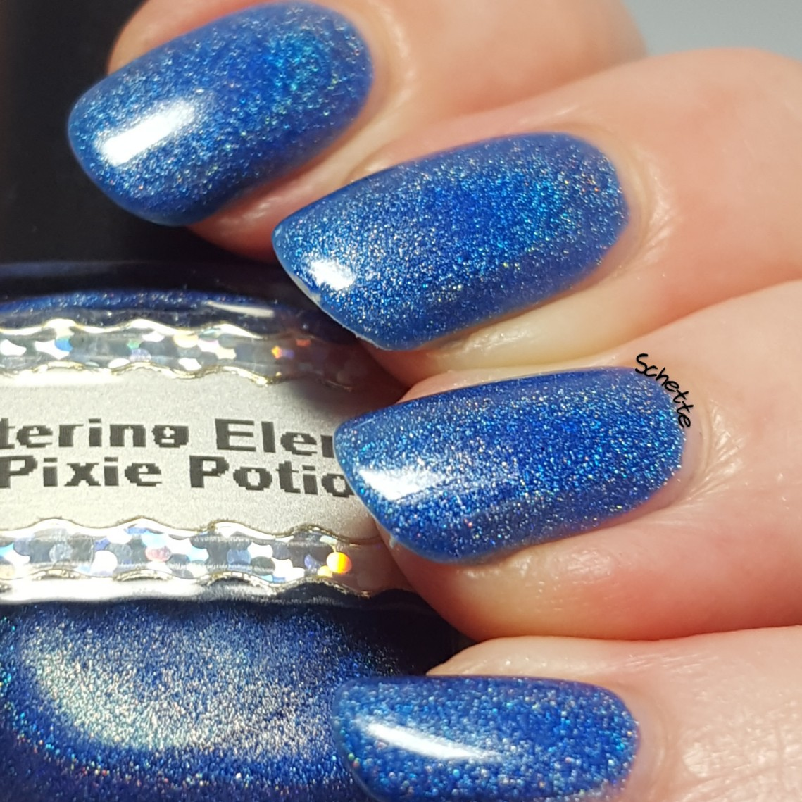 Glittering Elements - Pixie Potion