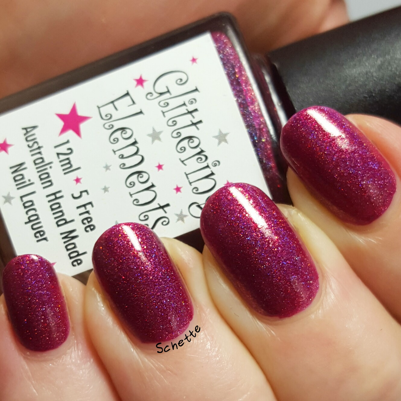 Glittering Elements - Poison Berry