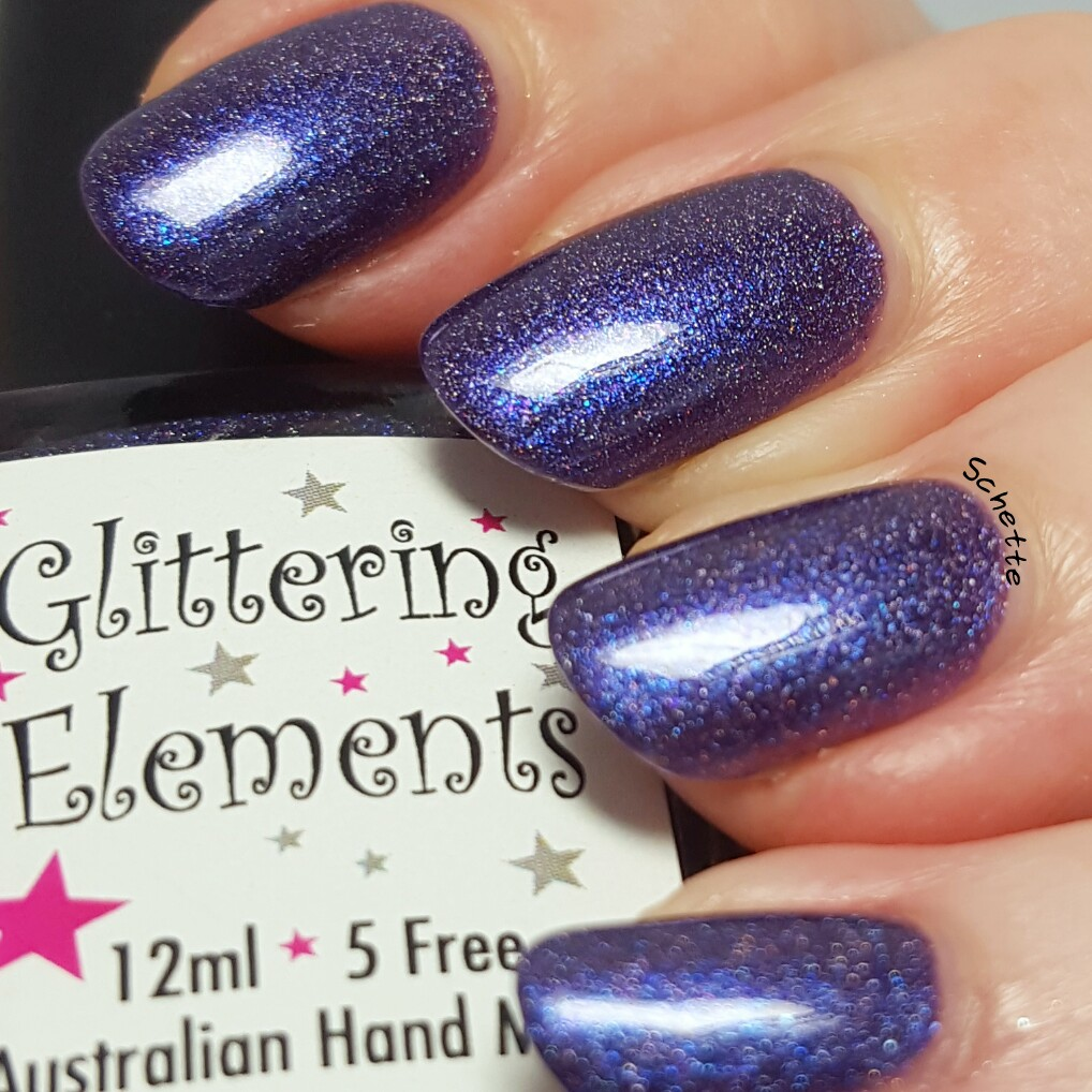 Glittering Elements - Toxic Molly