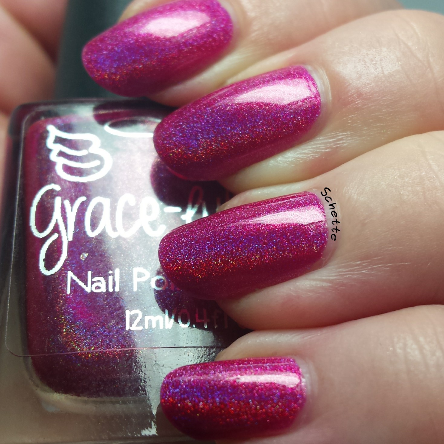 GraceFull Nai Polish - Kate