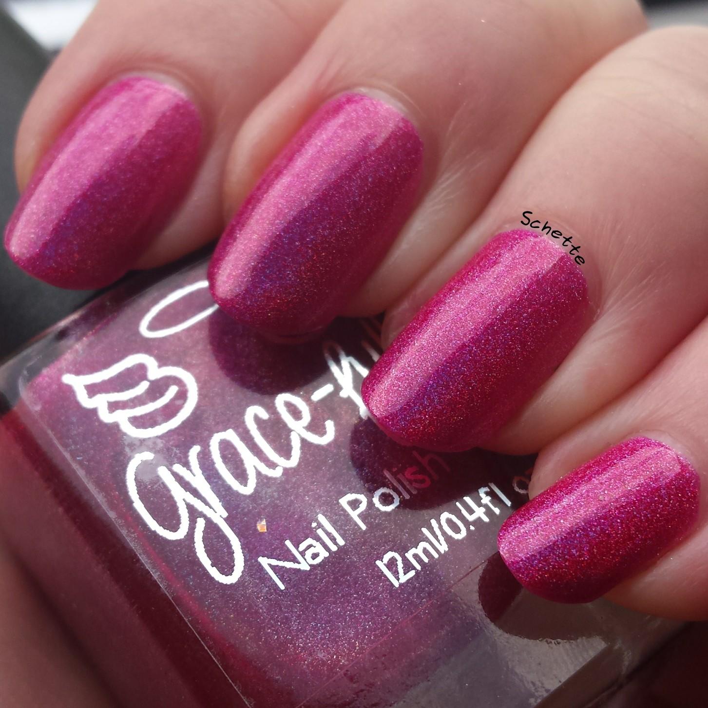 GraceFull Nai Polish - Kate