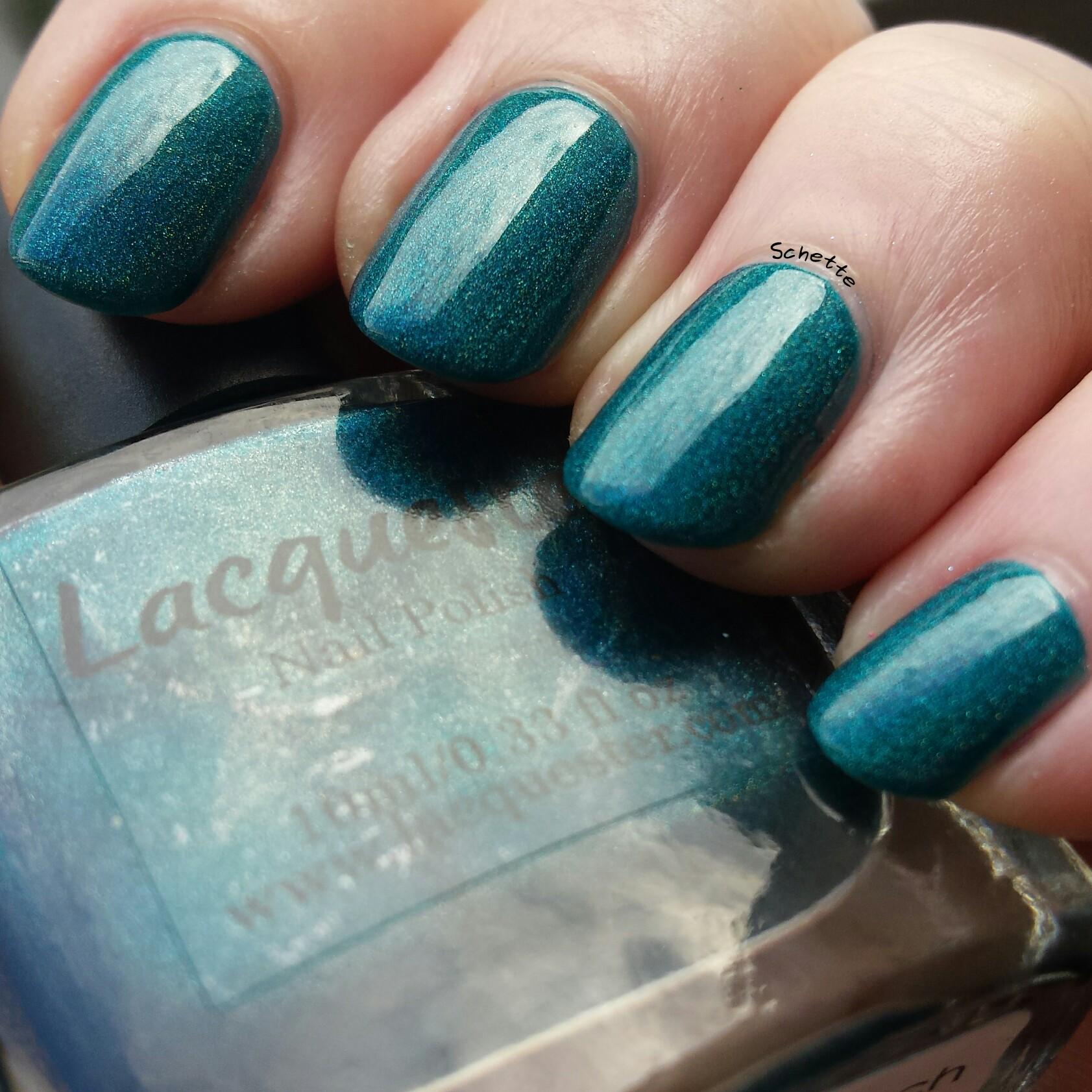 Lacquester - Poseidon's patch