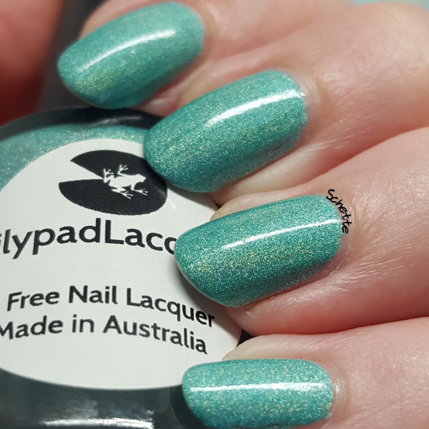 Lilypad Lacquer - Mintopia