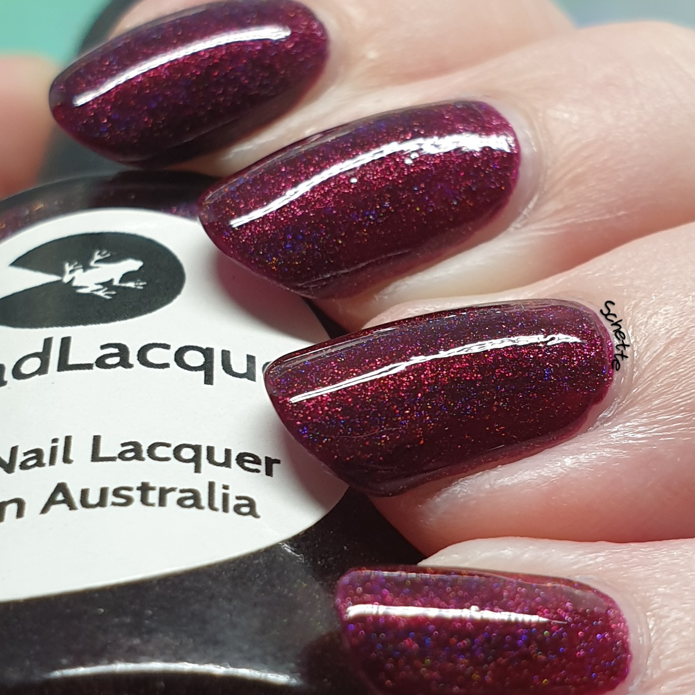 Lilypad Lacquer - Heart to heart