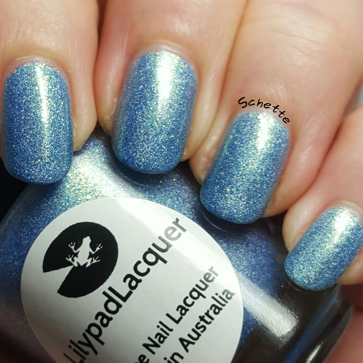 Lilypad Lacquer - I got blues babe