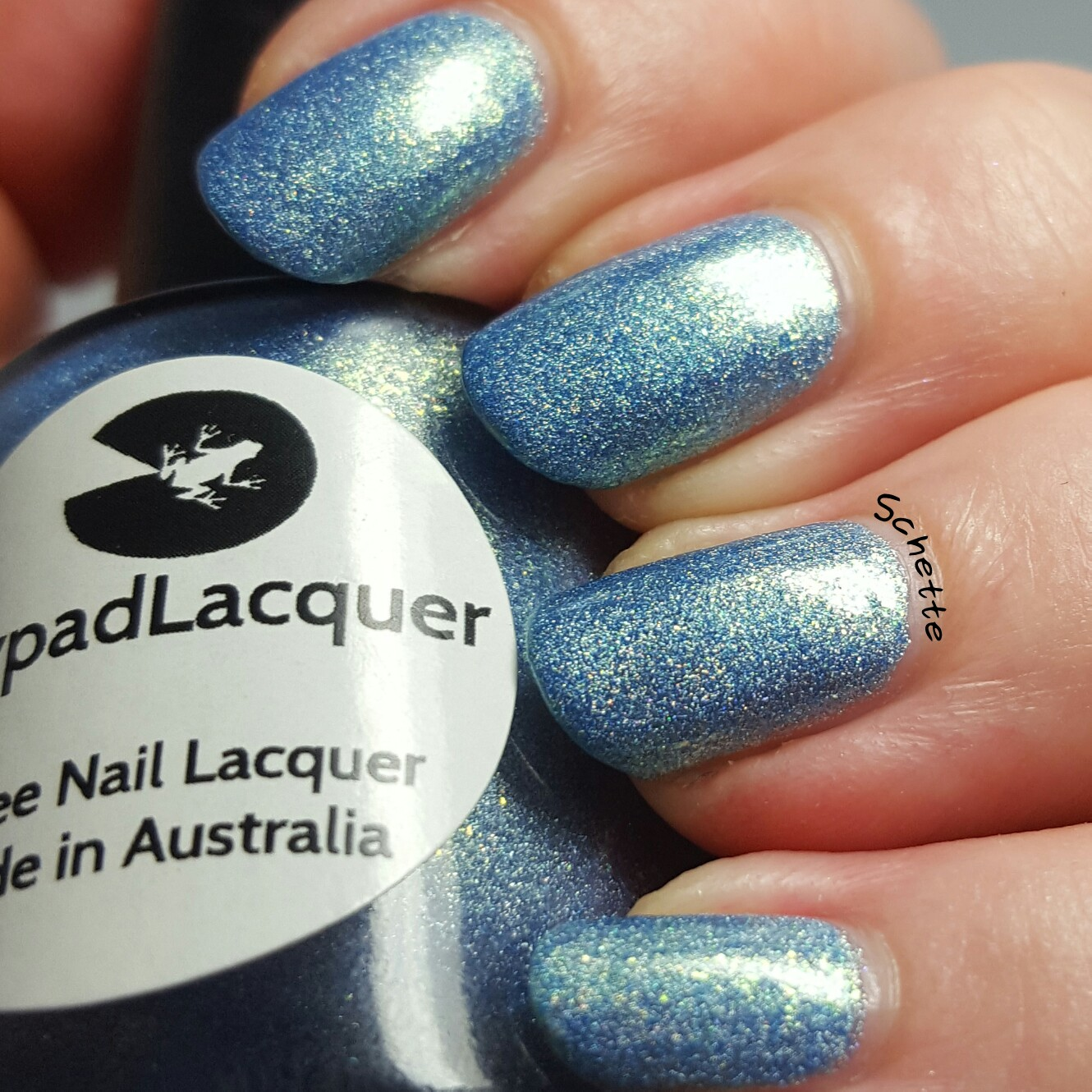Lilypad Lacquer - I got blues babe