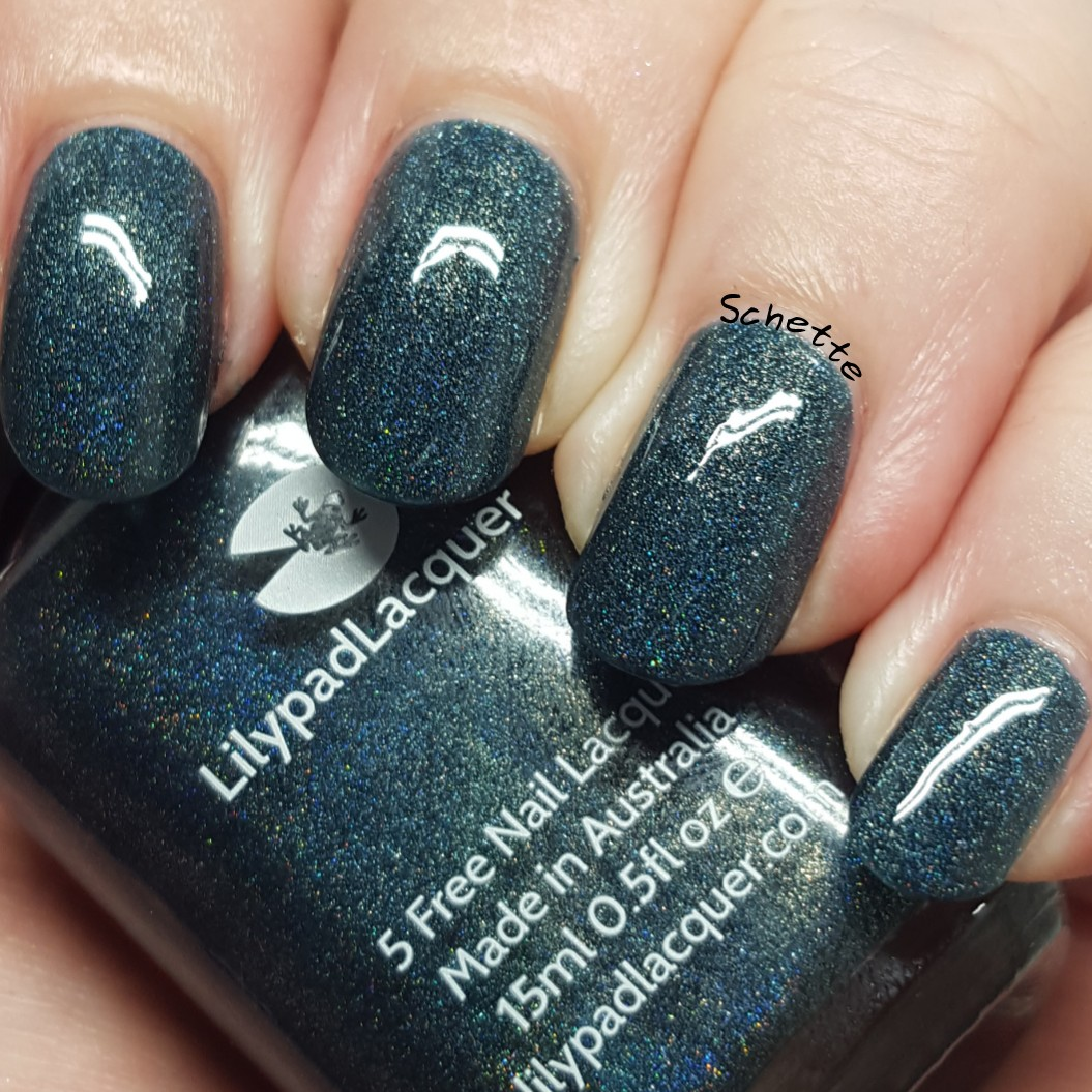 Lilypad Lacquer - Be my pirate