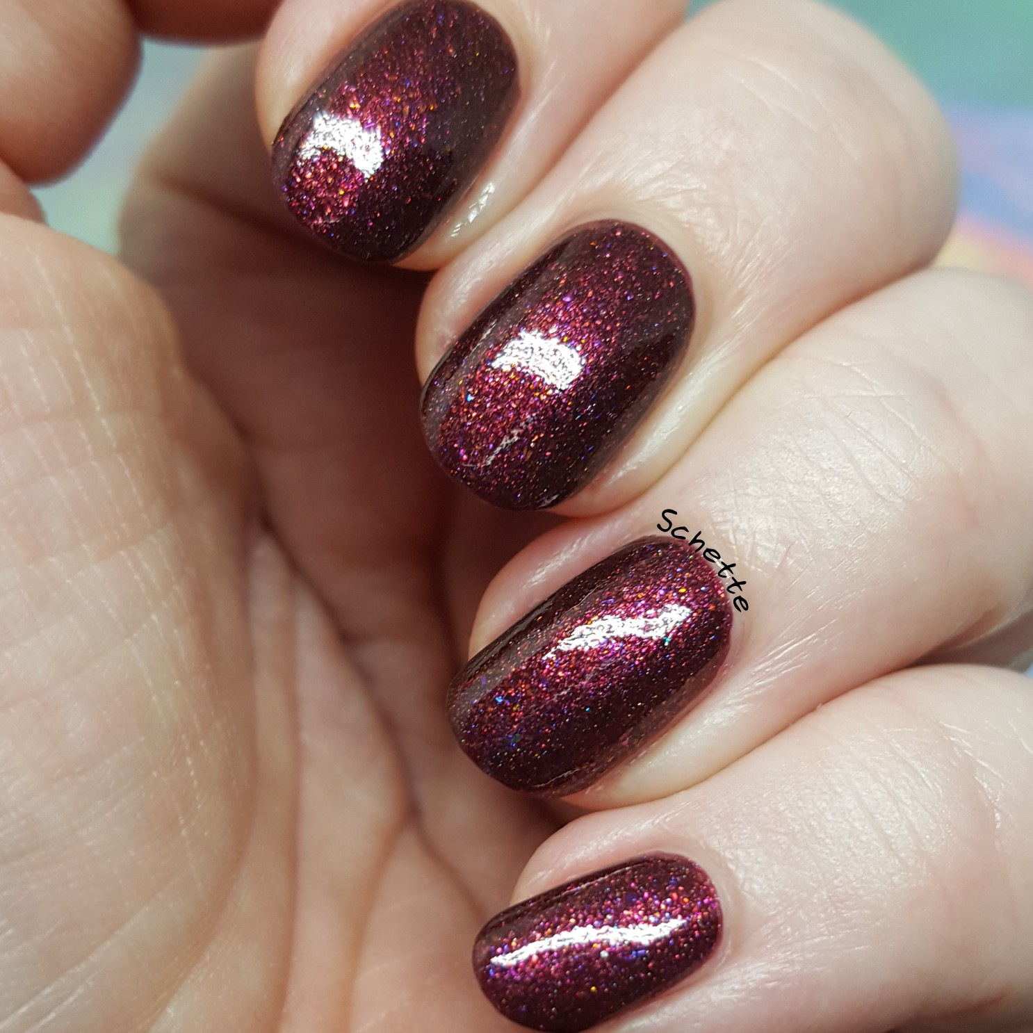 Lilypad Lacquer - Berry Merry Christmas