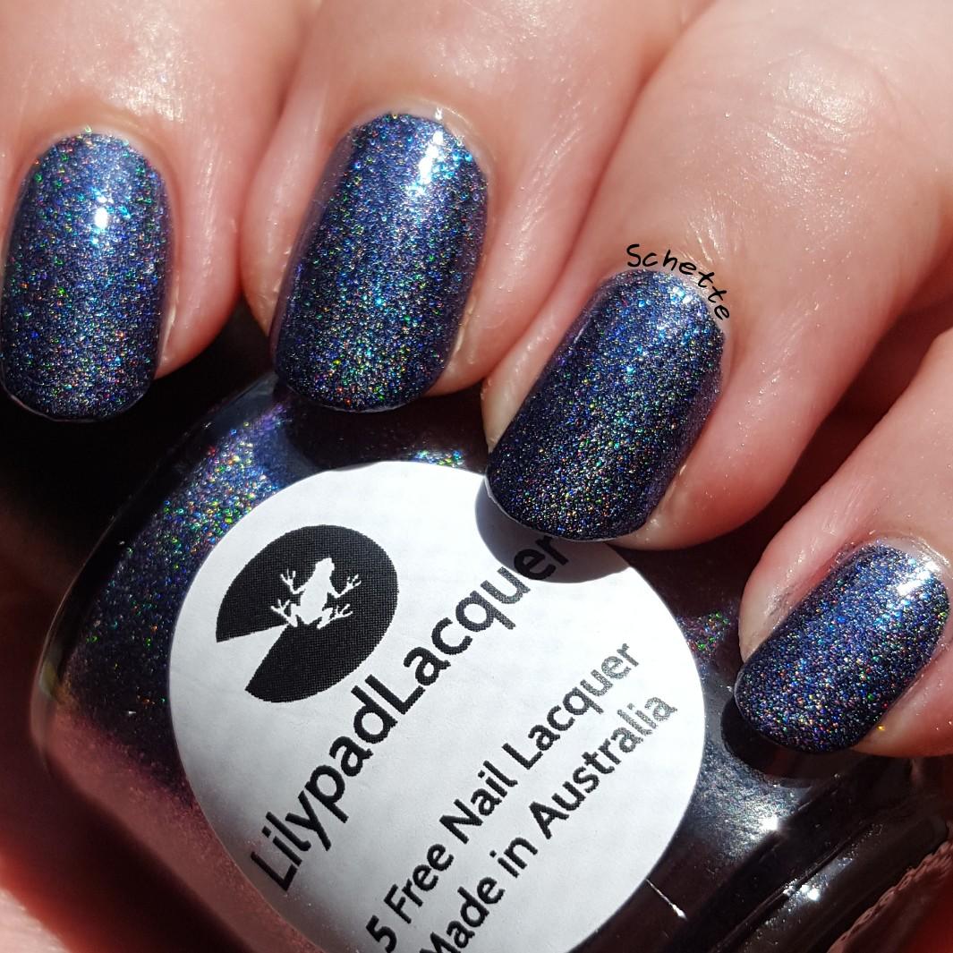 Lilypad Lacquer - Brillant