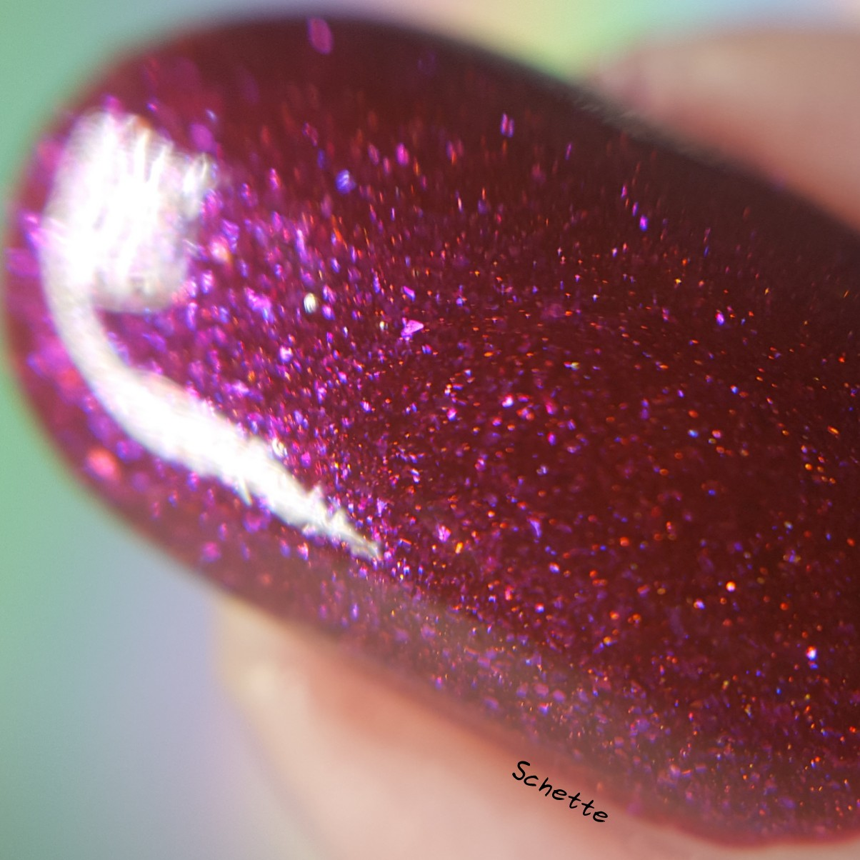 Lilypad Lacquer - Candy Cane