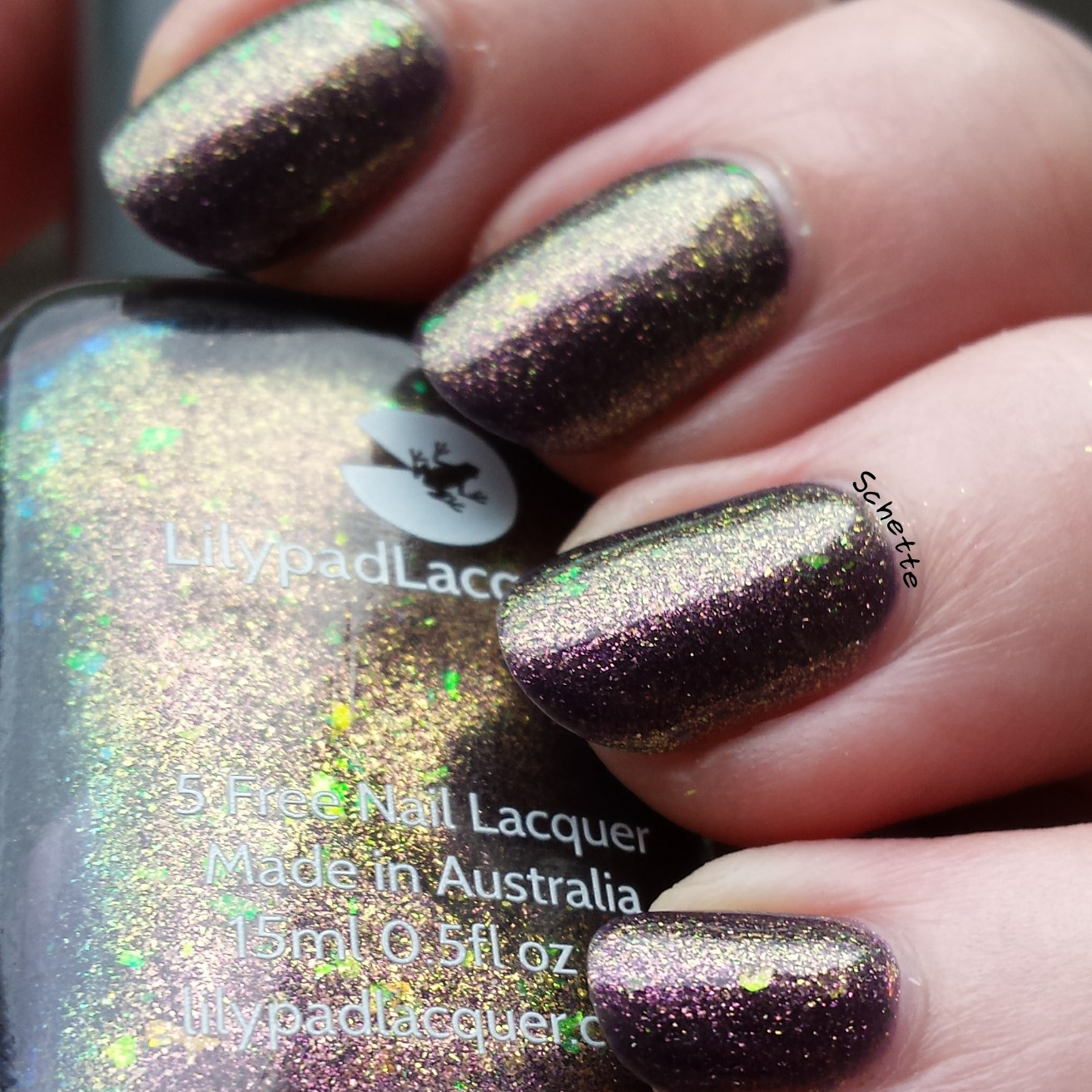 Lilypad Lacquer - Dreams come true