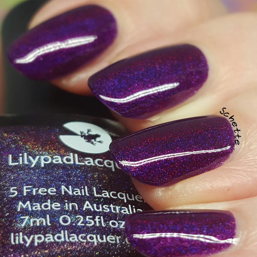 Lilypad Lacquer - Evil Sprit