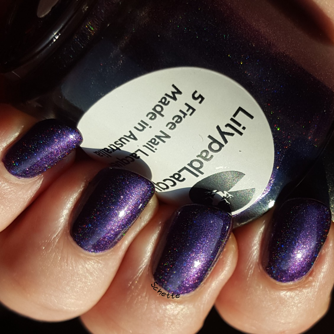 Lilypad Lacquer - Good Vibrations