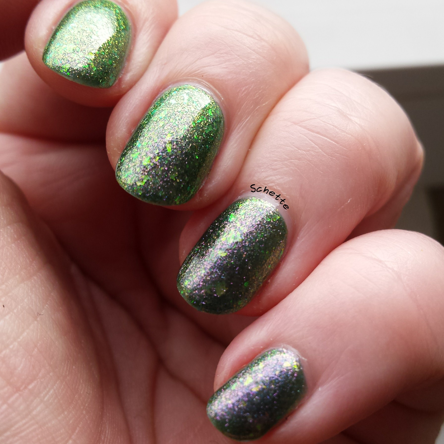 Lilypad Lacquer - Jumping for joy