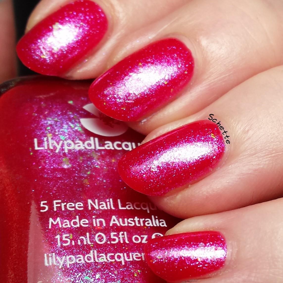 Lilypad Lacquer - Kiss Kiss