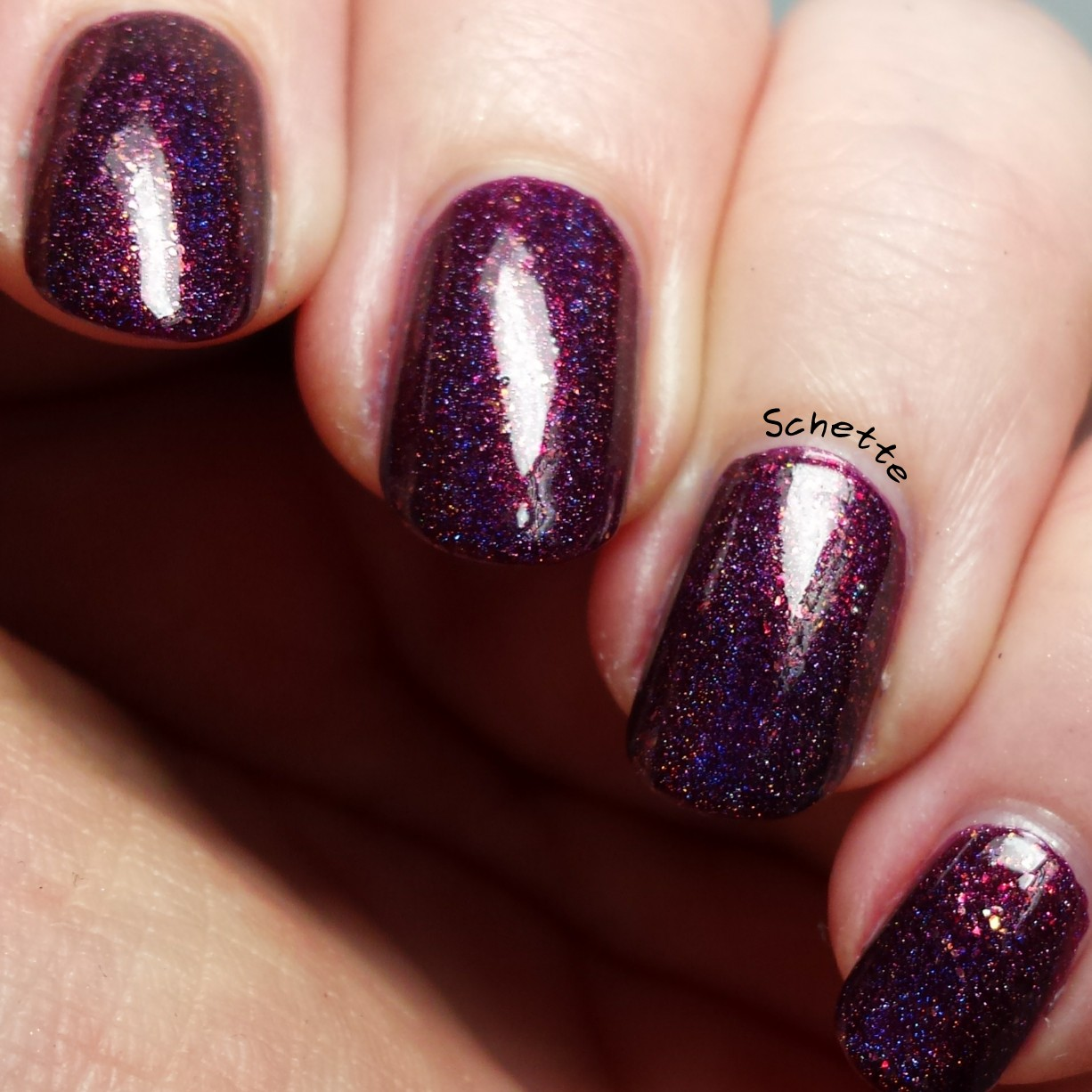 Lilypad Lacquer - Life on the dark side