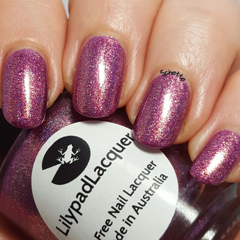 Lilypad Lacquer - Meow Wow