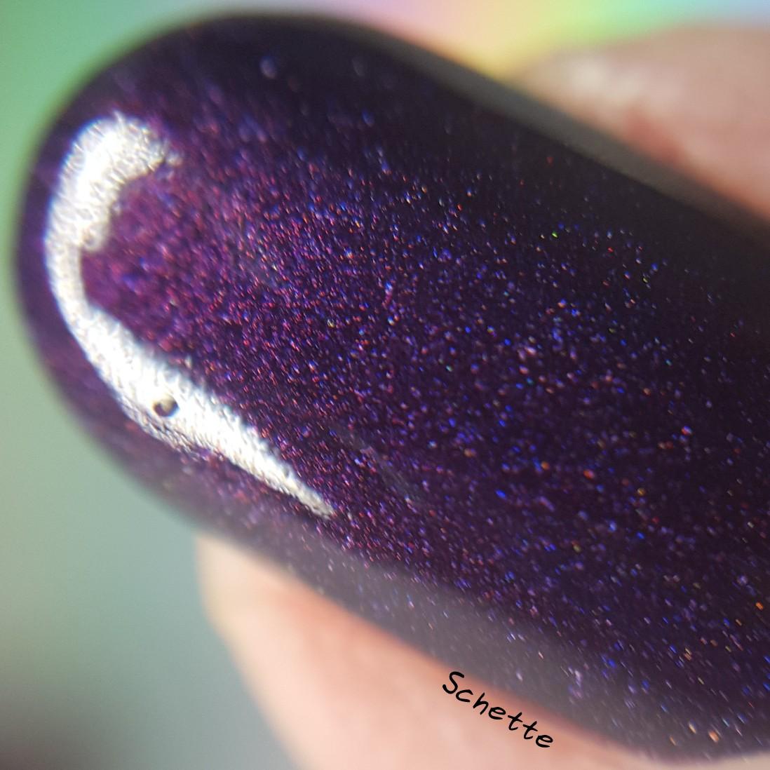 Lilypad Lacquer - Plum Pudding
