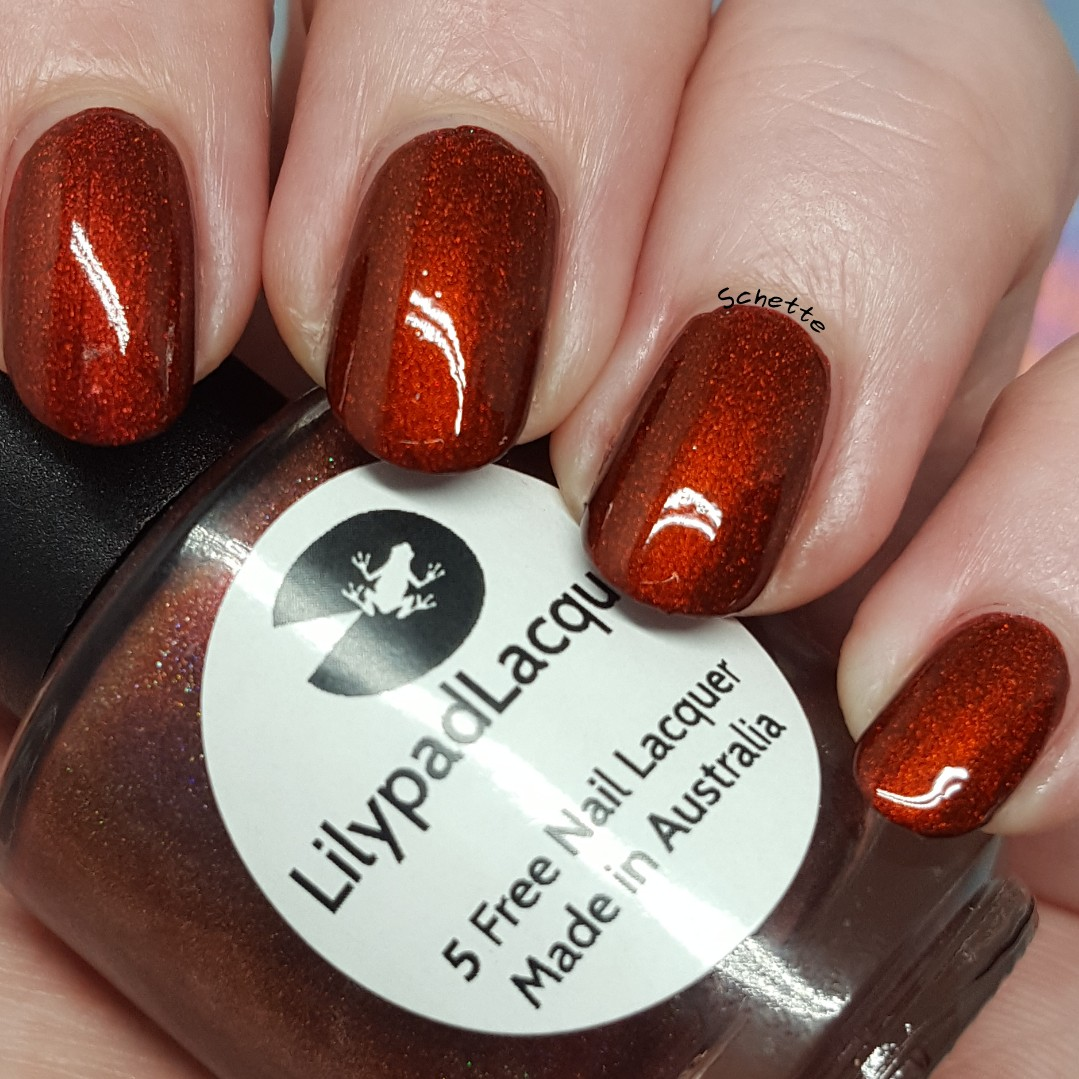 Lilypad Lacquer - Seasons Greetings