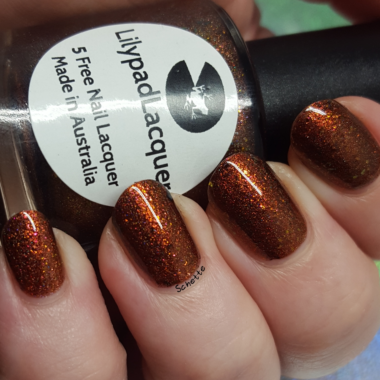 Lilypad Lacquer - Space Whisperer