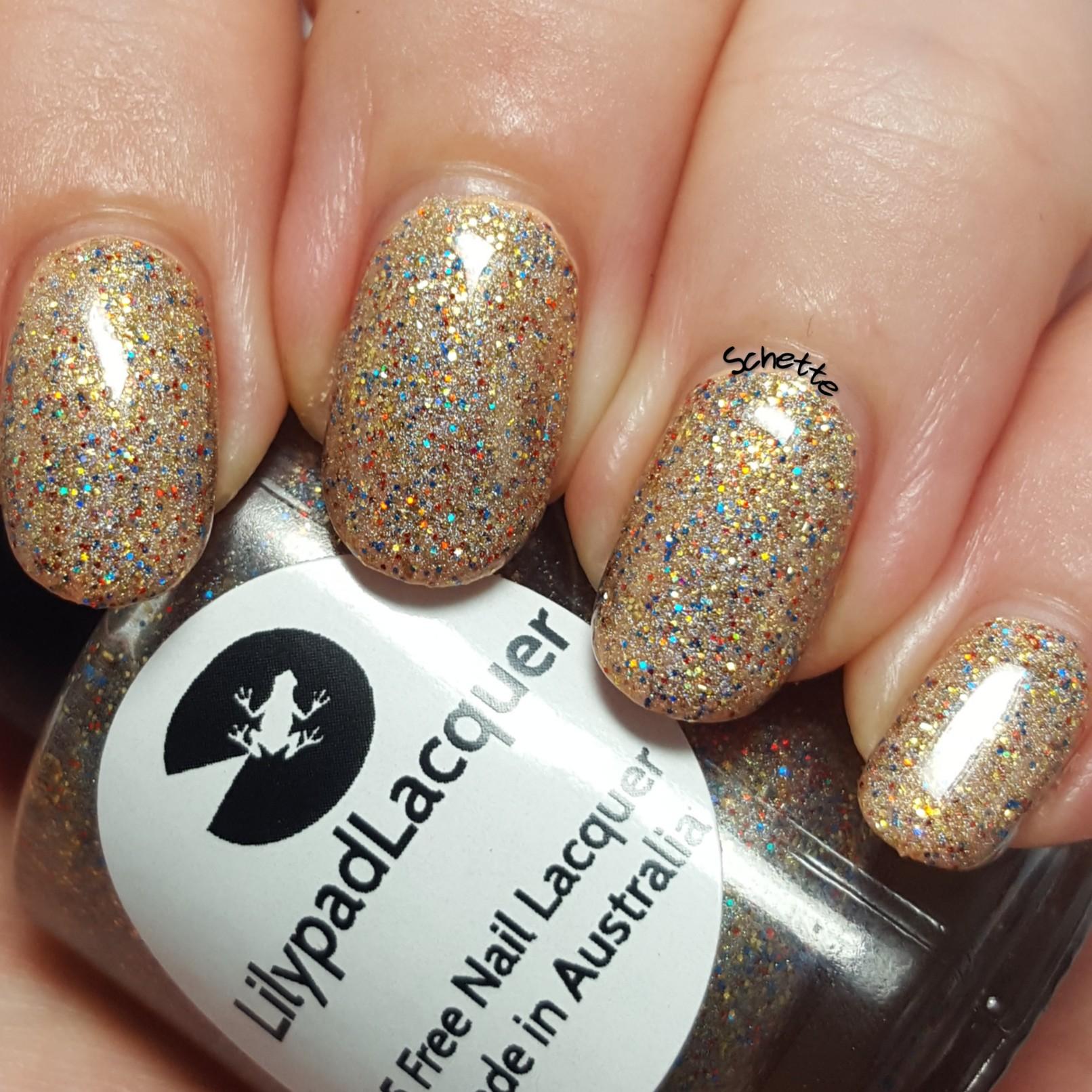 Lilypad Lacquer - Sun, Sand and Sea