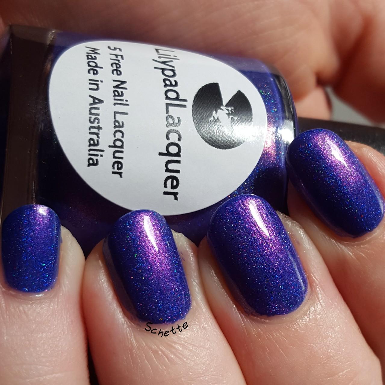 Lilypad Lacquer - Supernatural