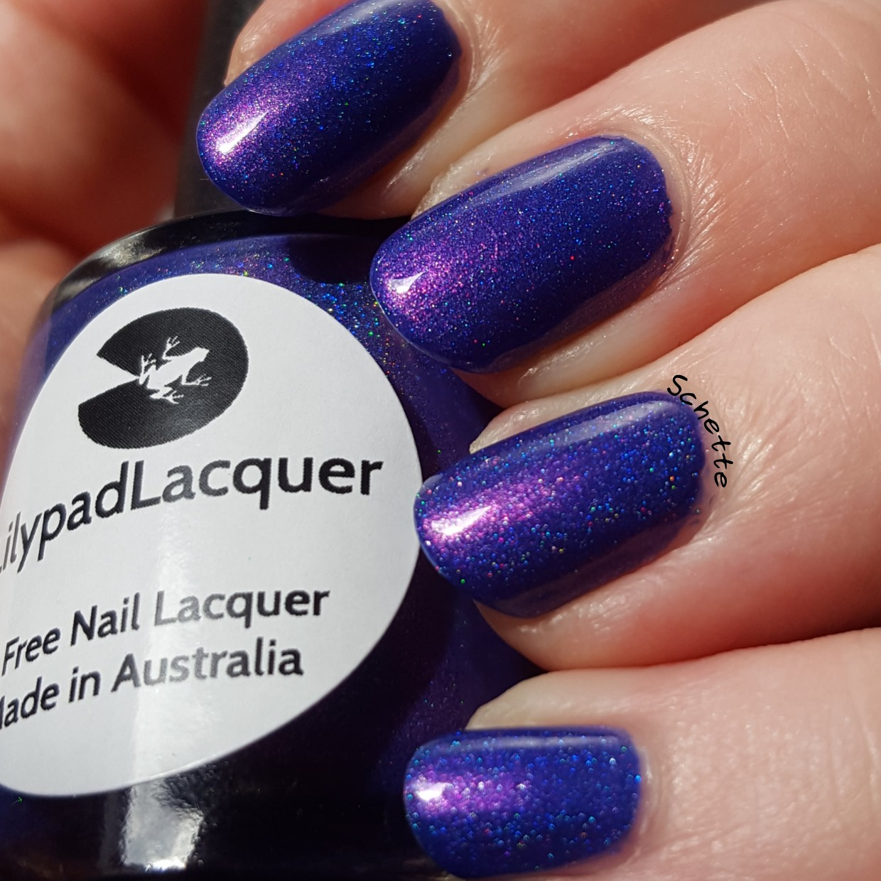 Lilypad Lacquer - Supernatural