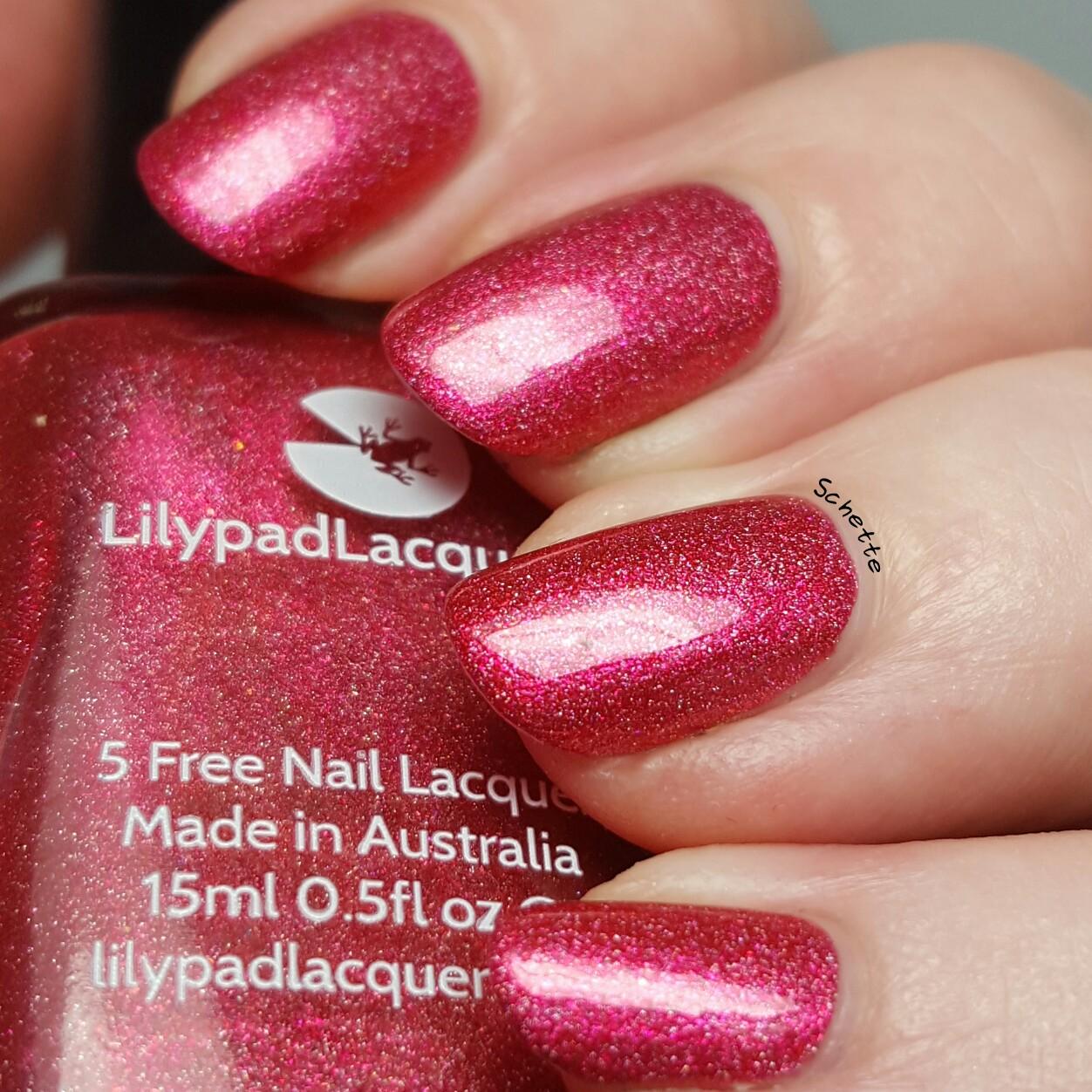 Lilypad Lacquer - Throb