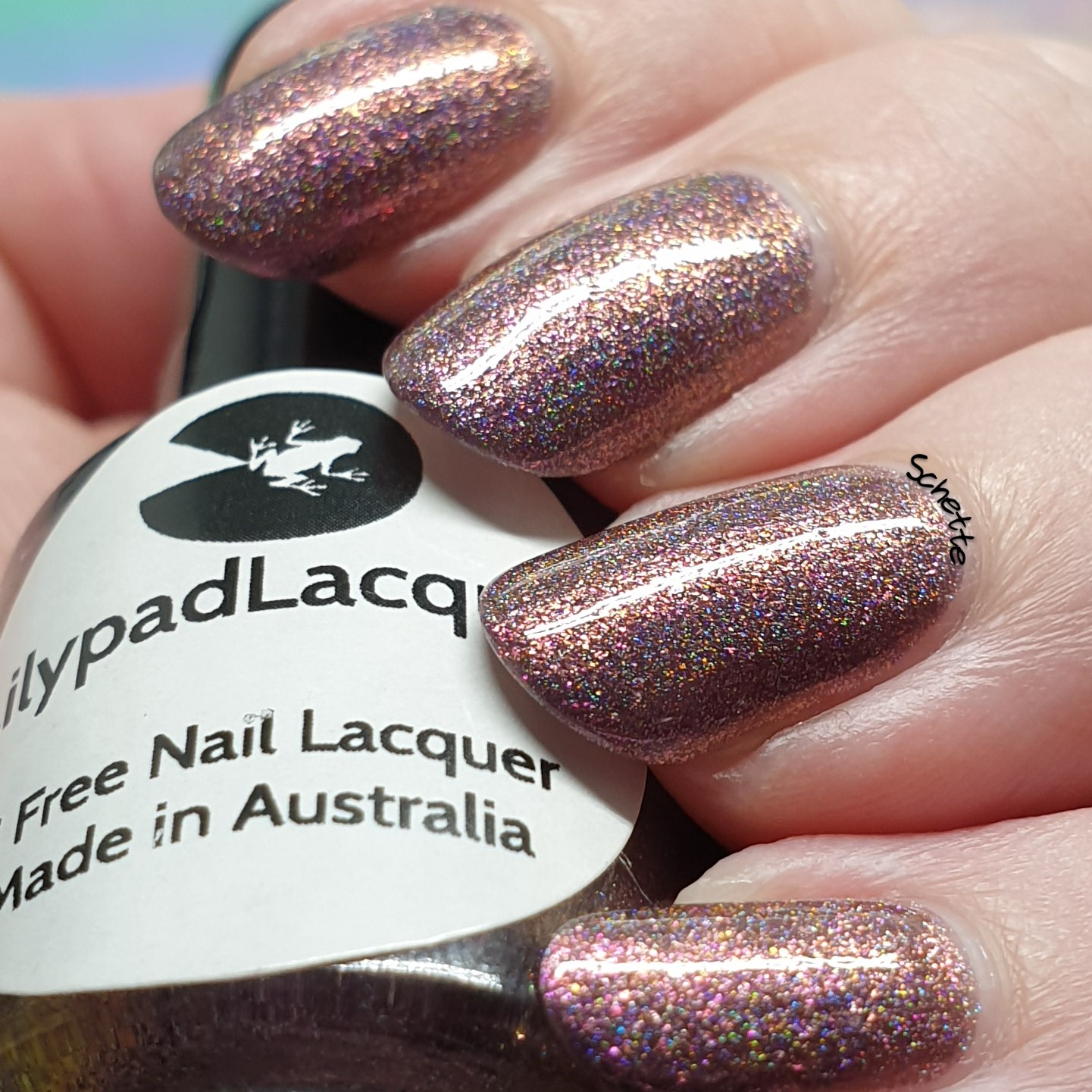 Lilypad Lacquer - Wine me up